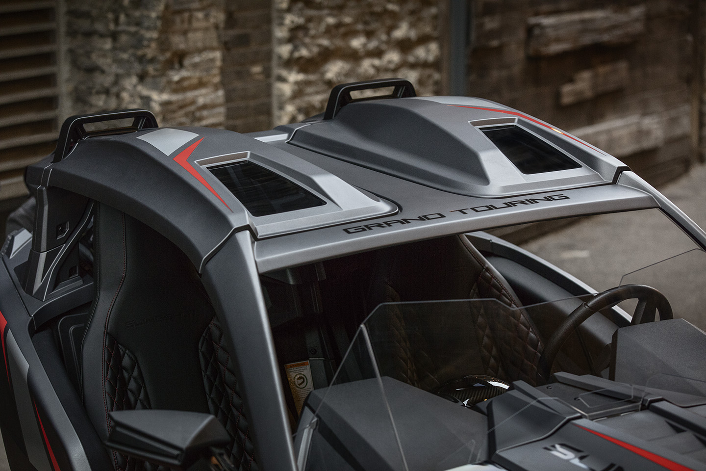 polaris - Polaris Slingshot Roof