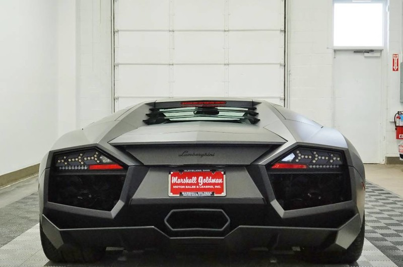 The Last Lamborghini Reventon For Sale The Drive