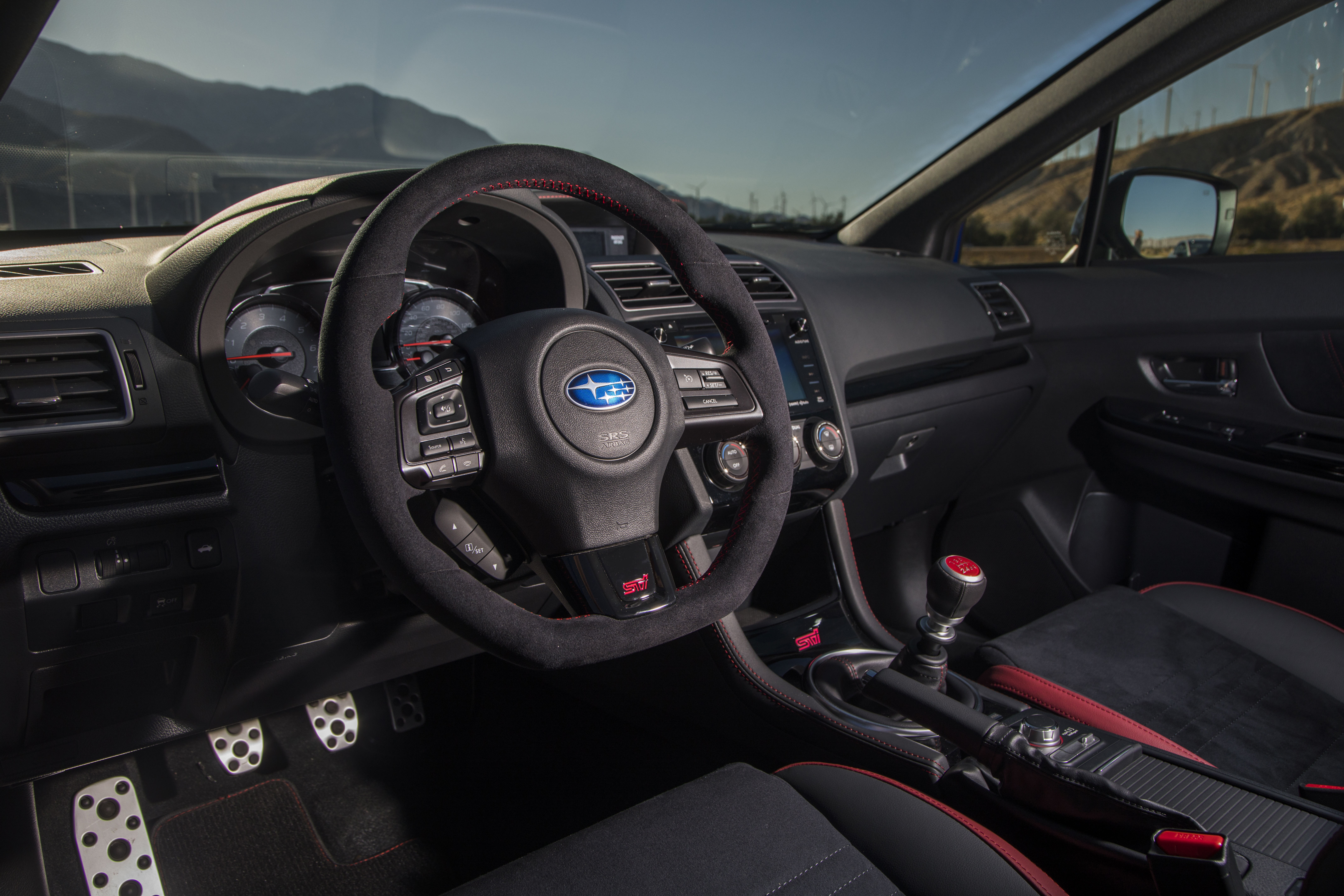 2018 Subaru Wrx Sti Ra Review At 48 995 Is The Most Expensive