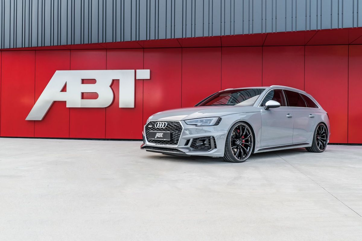 ABT Made A HP Audi RS Avant The Drive - 2018 audi rs4