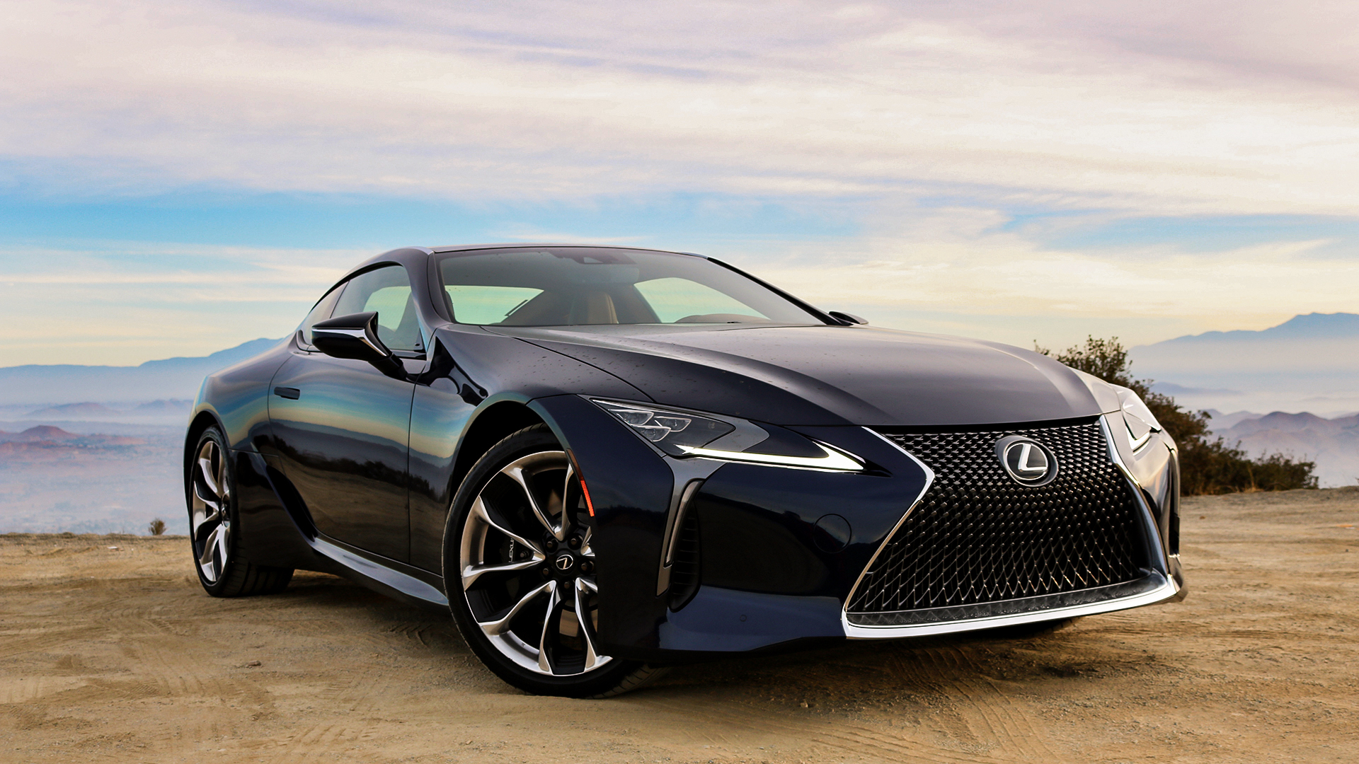 Lexus Lc 500 Interior >> 2018 Lexus LC 500 Review: A Sci-Fi Stunner for the Luxurious Long Haul - The Drive