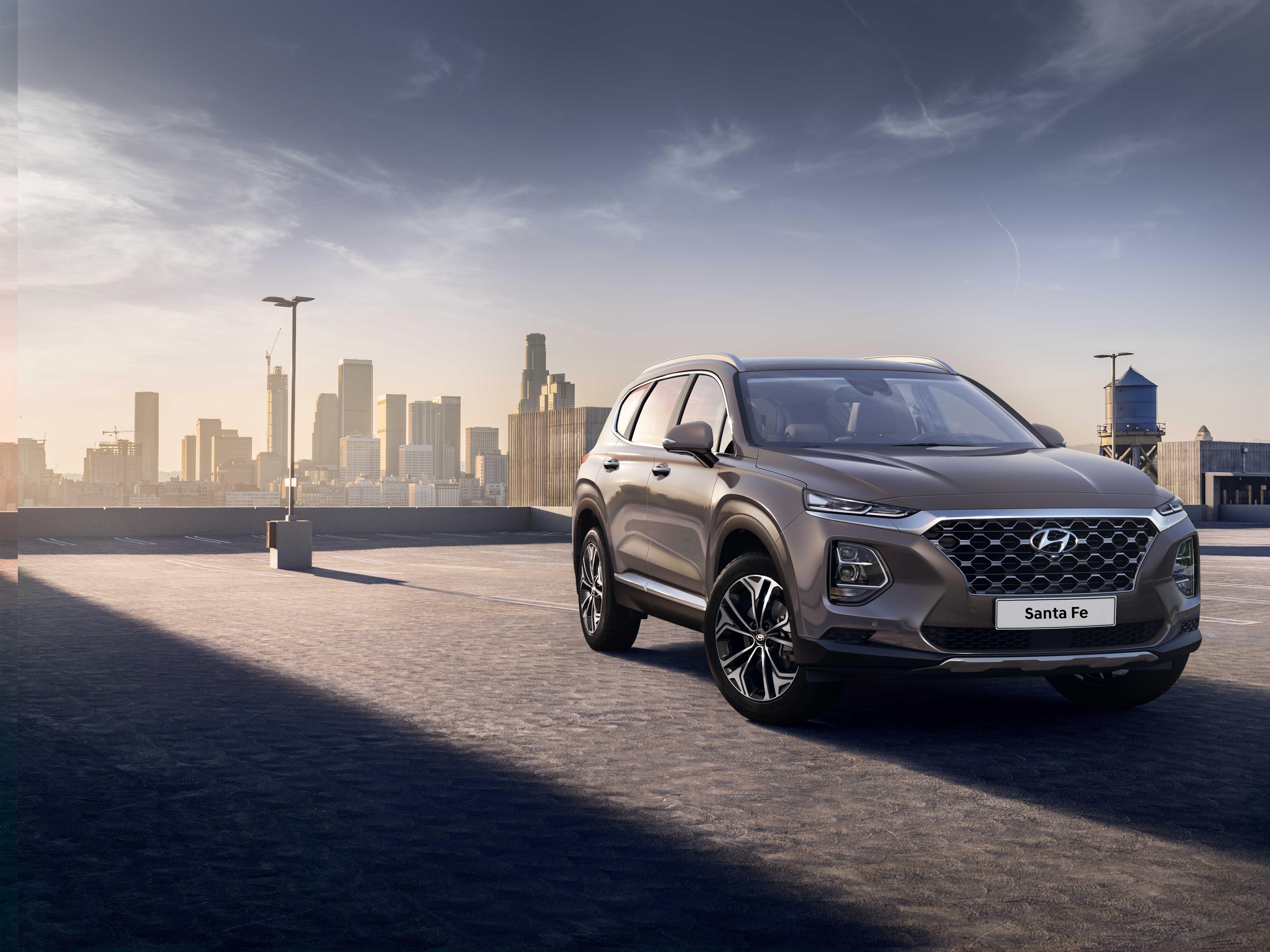 Take a Look at the 2019 Hyundai Santa Fe The Drive
