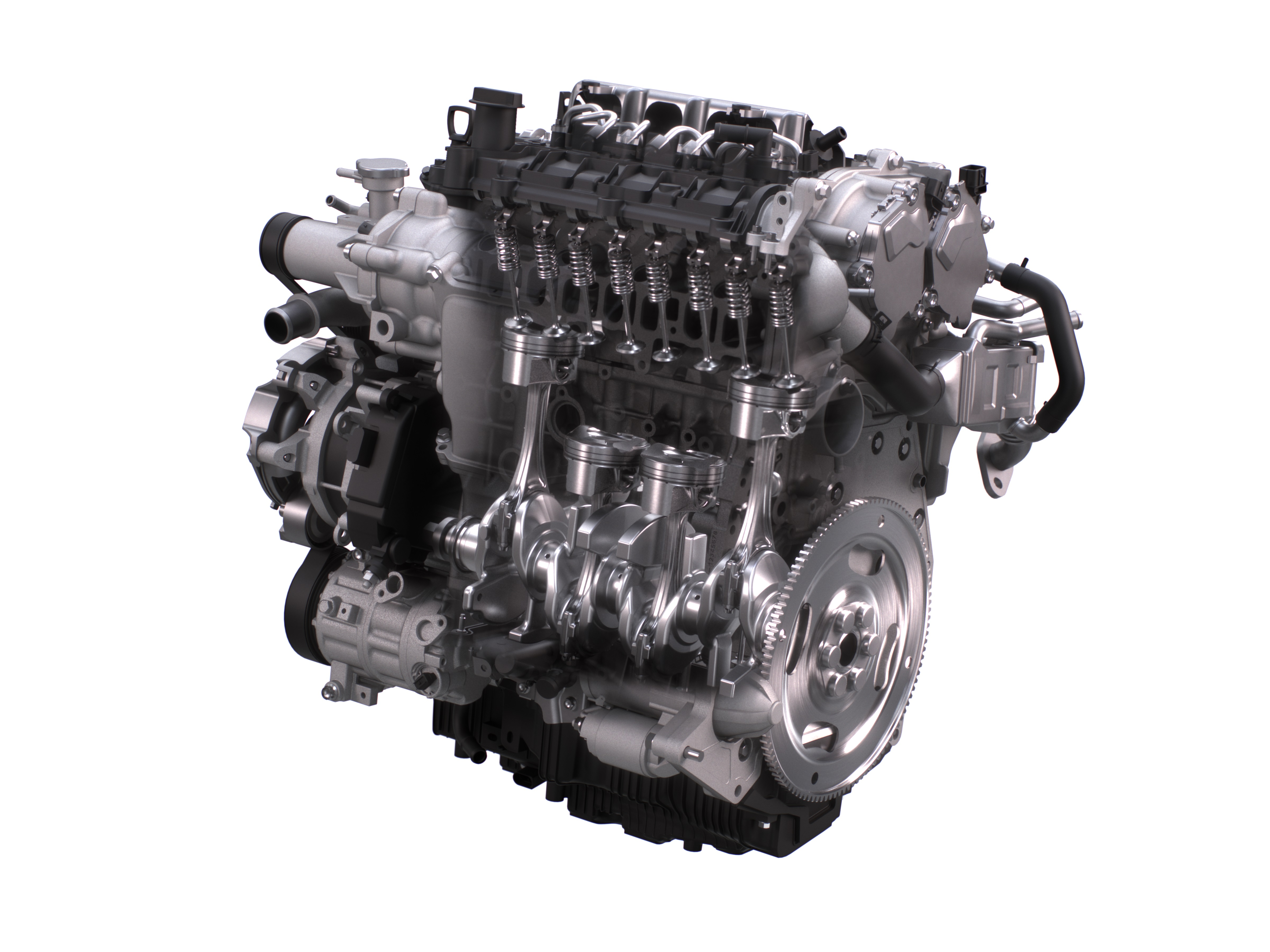 mazda skyactiv  engine technology save gas  drive