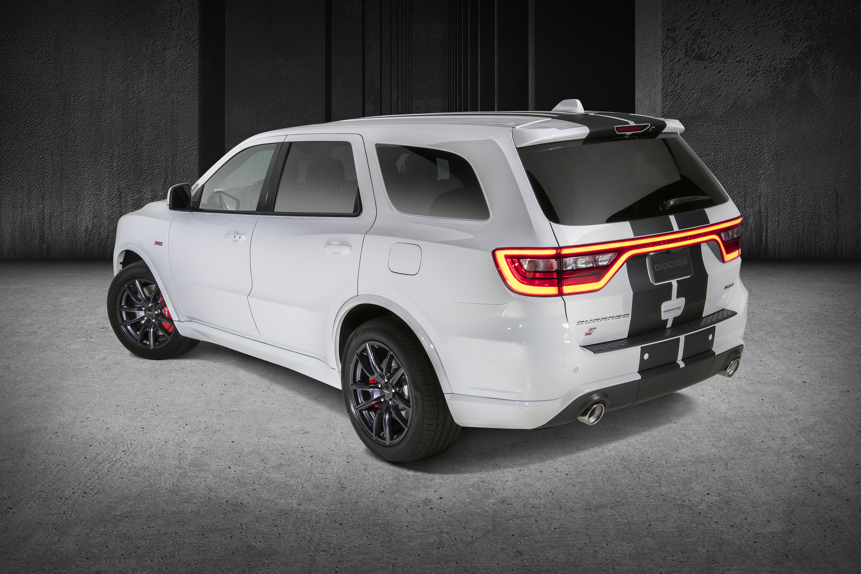 Dodge Durango Gets New Stripe Package And Mopar Performance Parts