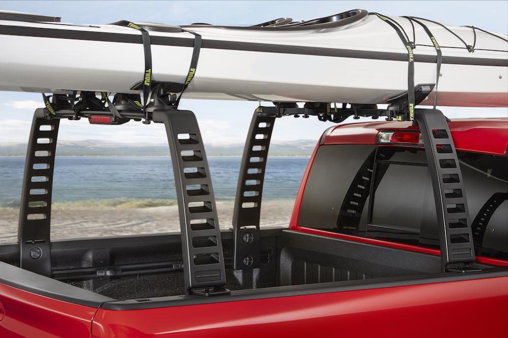 Mopar Lift Kit >> Mopar Unveils New Line of Accessories for 2019 Ram 1500 ...