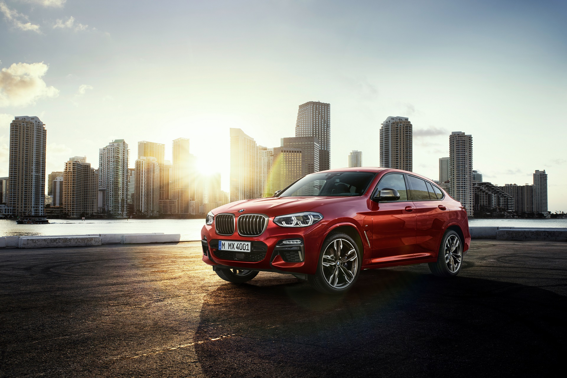 BMW X4 Gets The All-New Look Inside and Out
