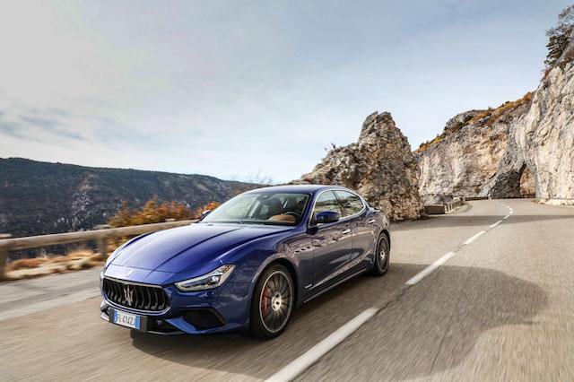 With The 2018 Maserati Ghibli The Italian Brand Looks To Resurrect