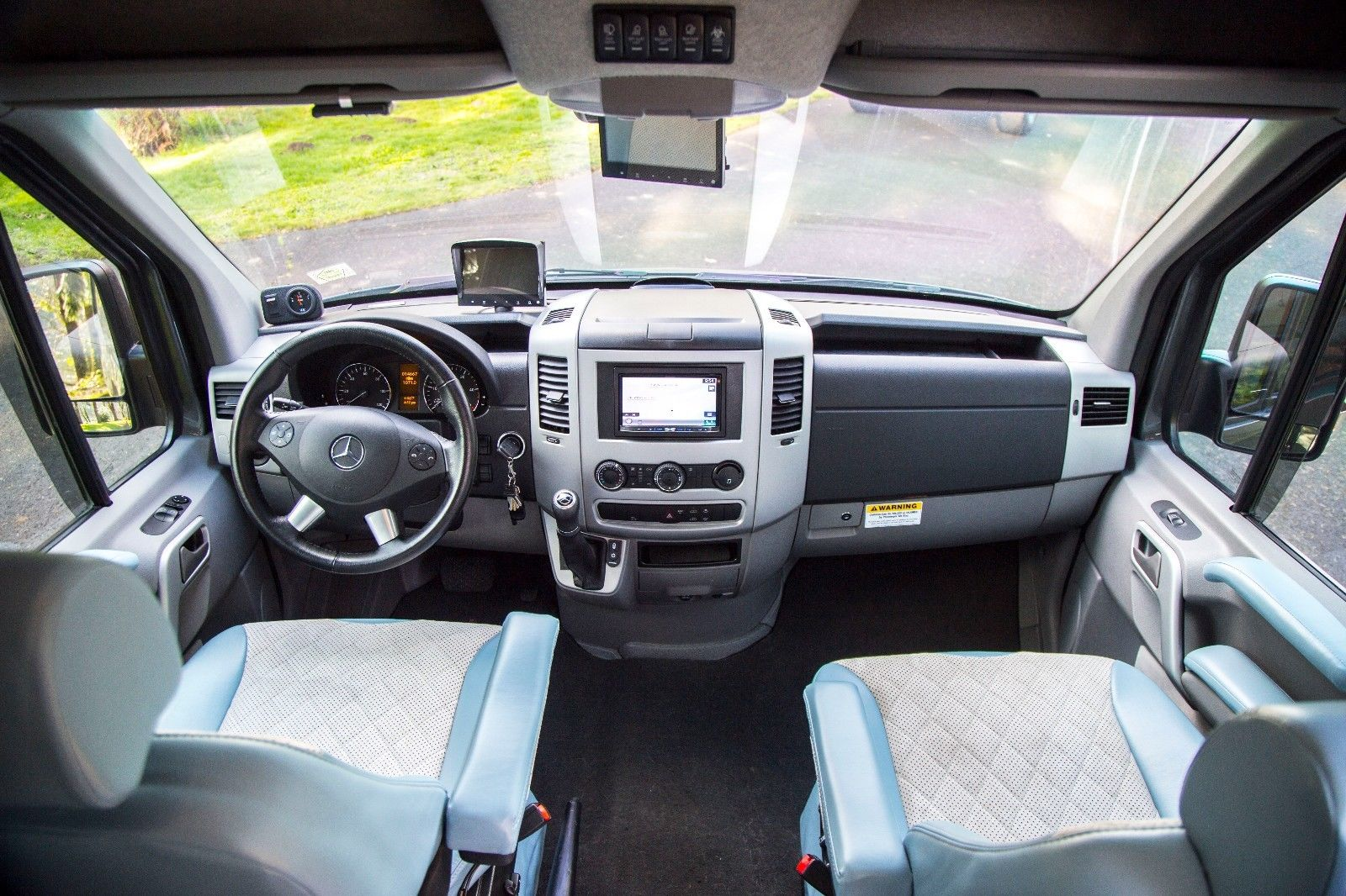 Mercedes-Benz Sprinter Van Worth $300k Can Be Yours at a Discount ...