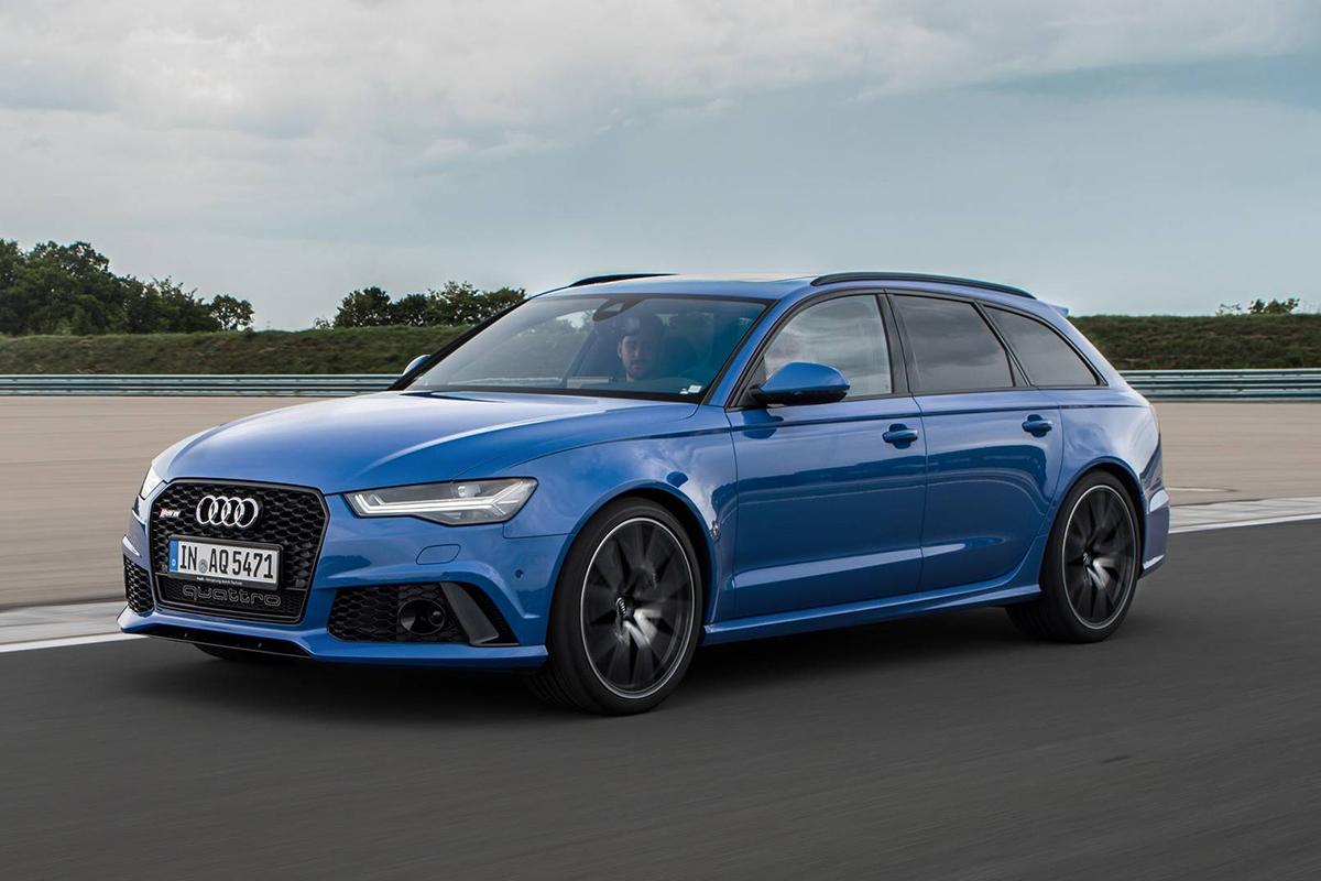 Kelebihan Audi Rs6 Avant 2018 Harga