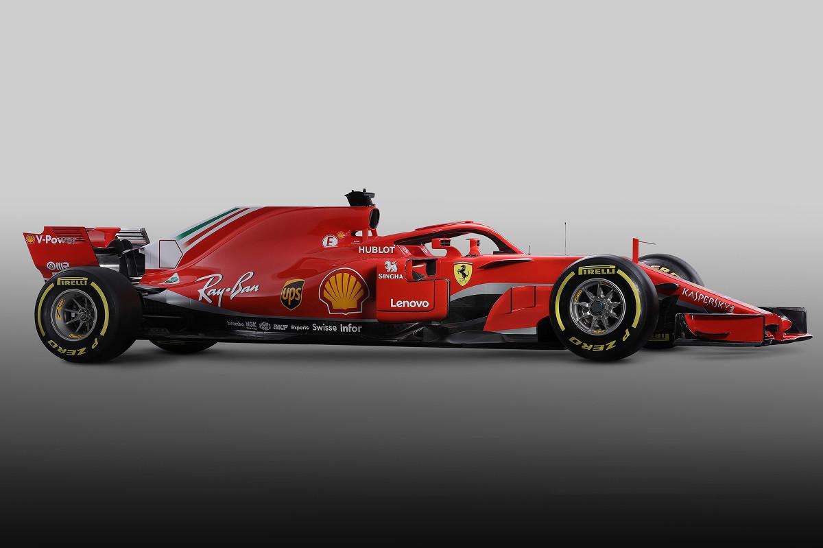 Ferrari Reveals 2018 Formula 1 Contender The Sf71h The
