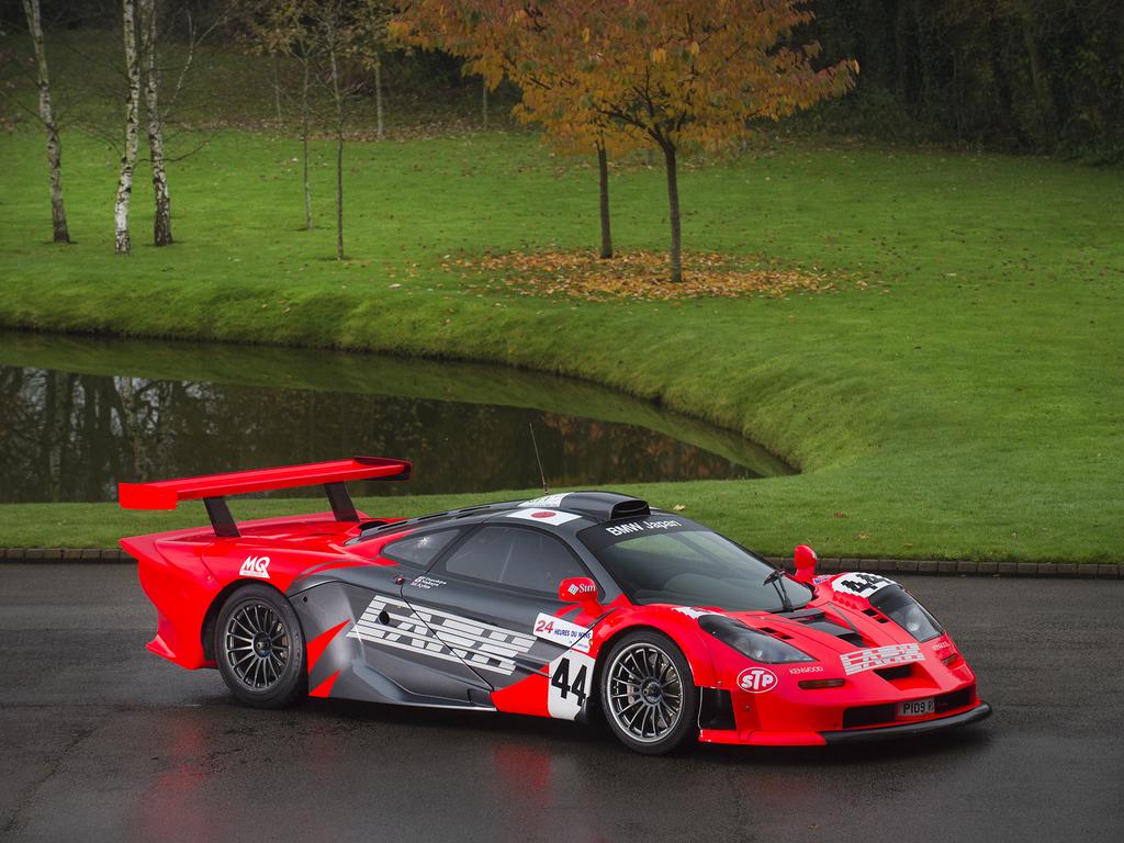 Rare McLaren F1 GTR Longtail for Sale - The Drive