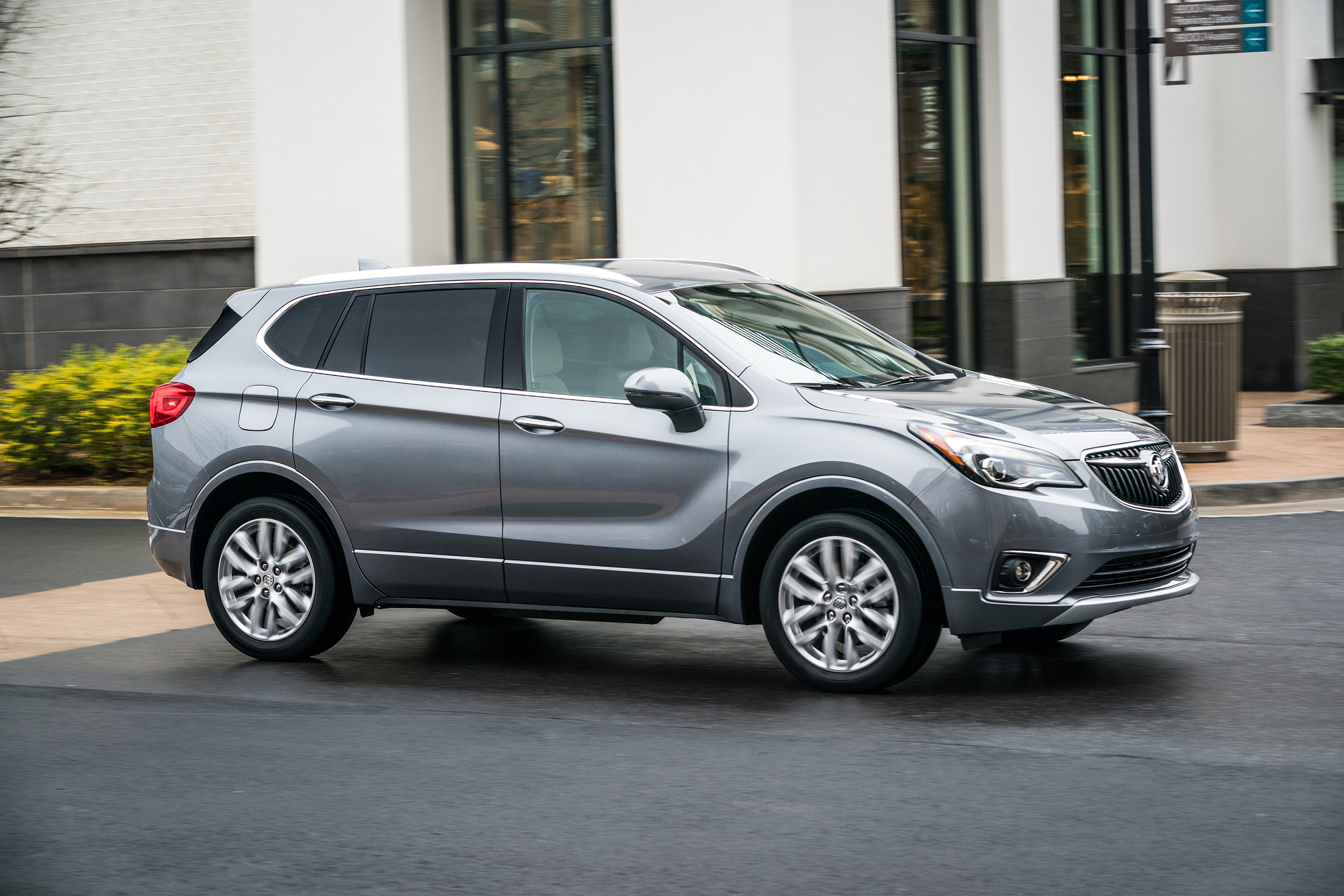 2019 Buick Envision: Refreshed, Torquier, Cheaper >> 2019 Buick Envision Gets An Update Lower Starting Price The Drive