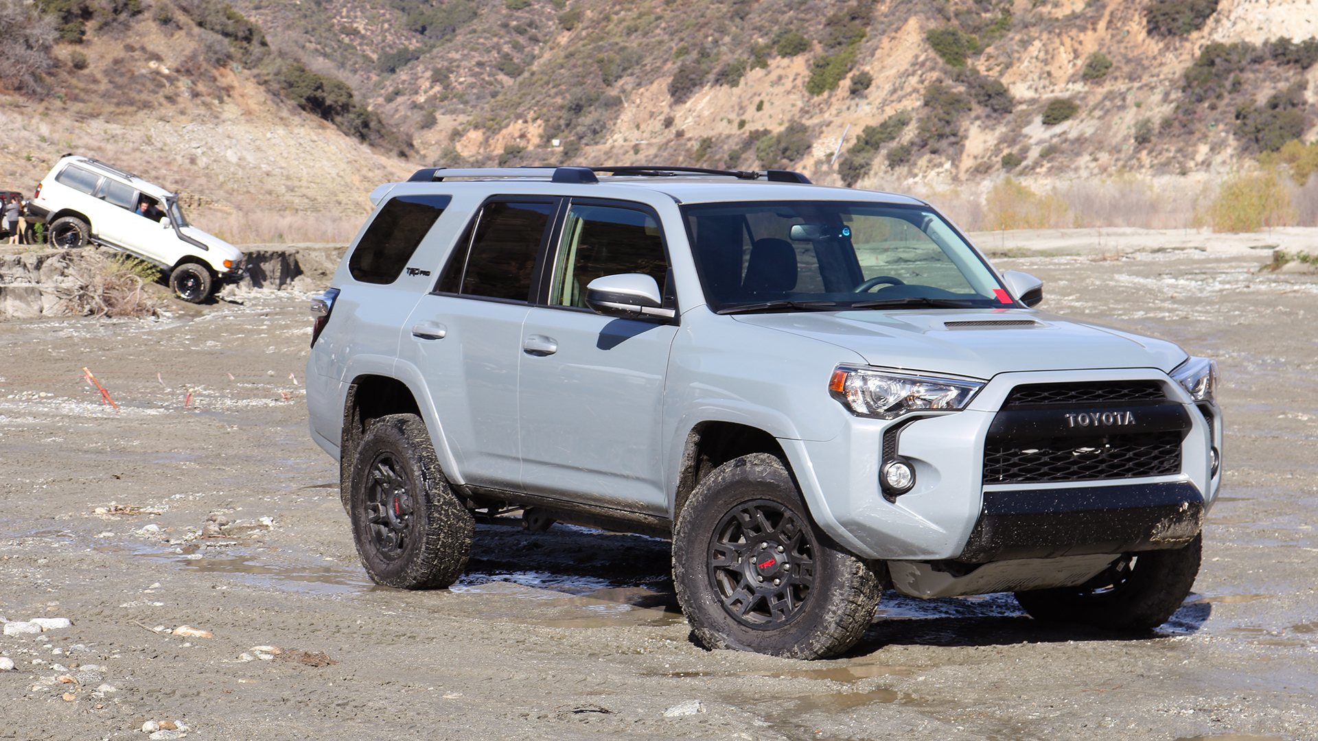 2017 Toyota 4Runner TRD Pro Review: Old-School Off-Road Goodness, Done Right