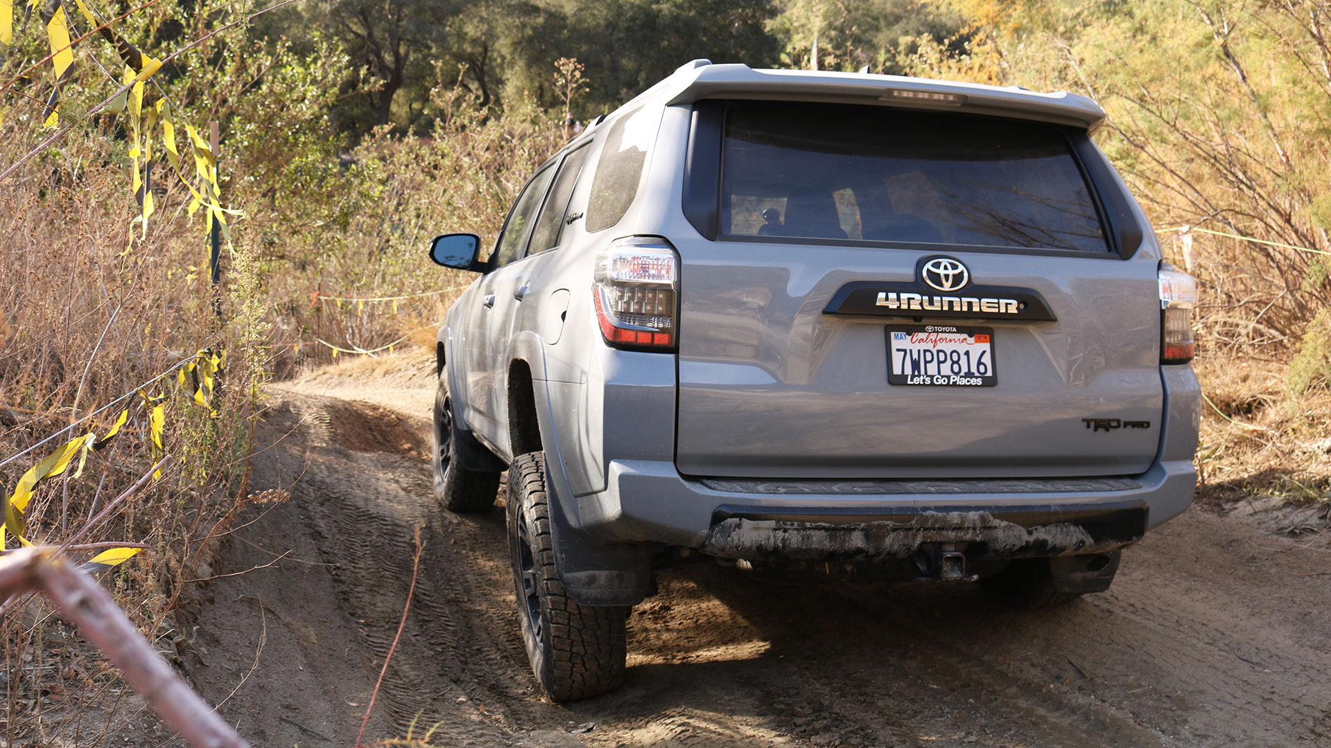 2017 Toyota 4Runner TRD Pro Review Old School f Road Goodness