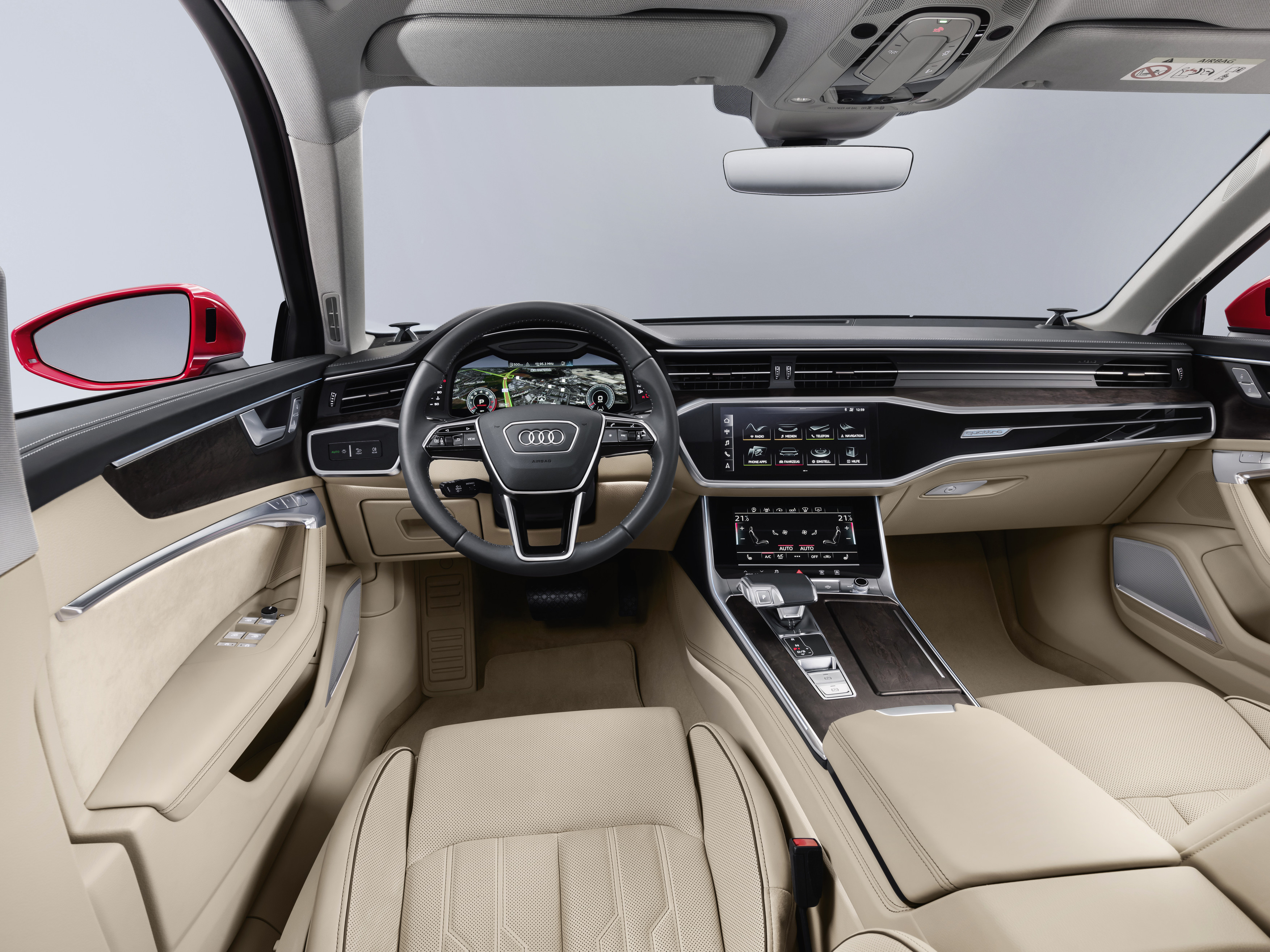 Audi A The Sedan By The Numbers The Drive - A6 audi