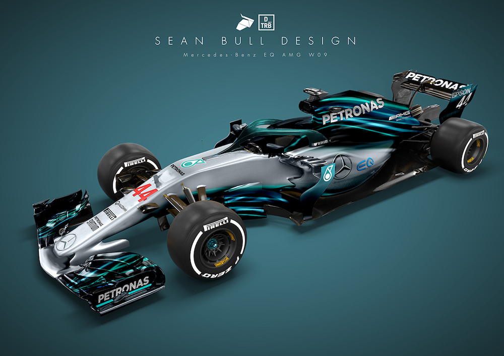 Formula 1 Here S How The 2018 Liveries Should Ve Looked The Drive
