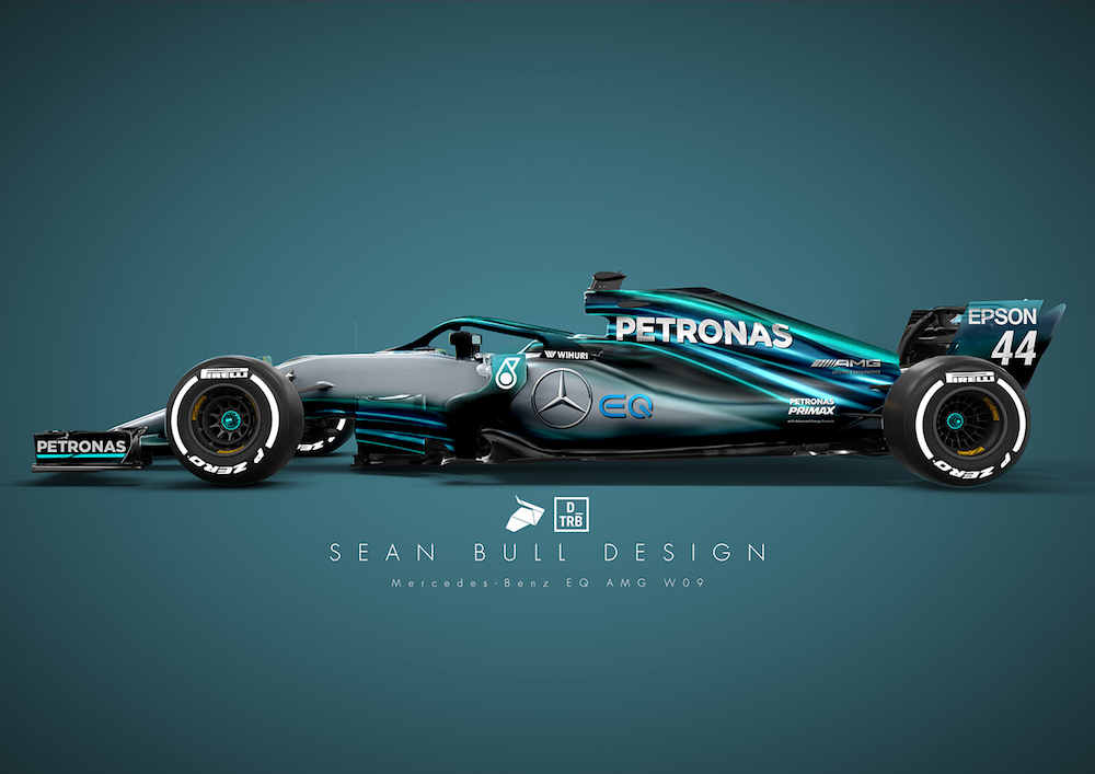 Formula 1 Heres How The 2018 Liveries Shouldve Looked
