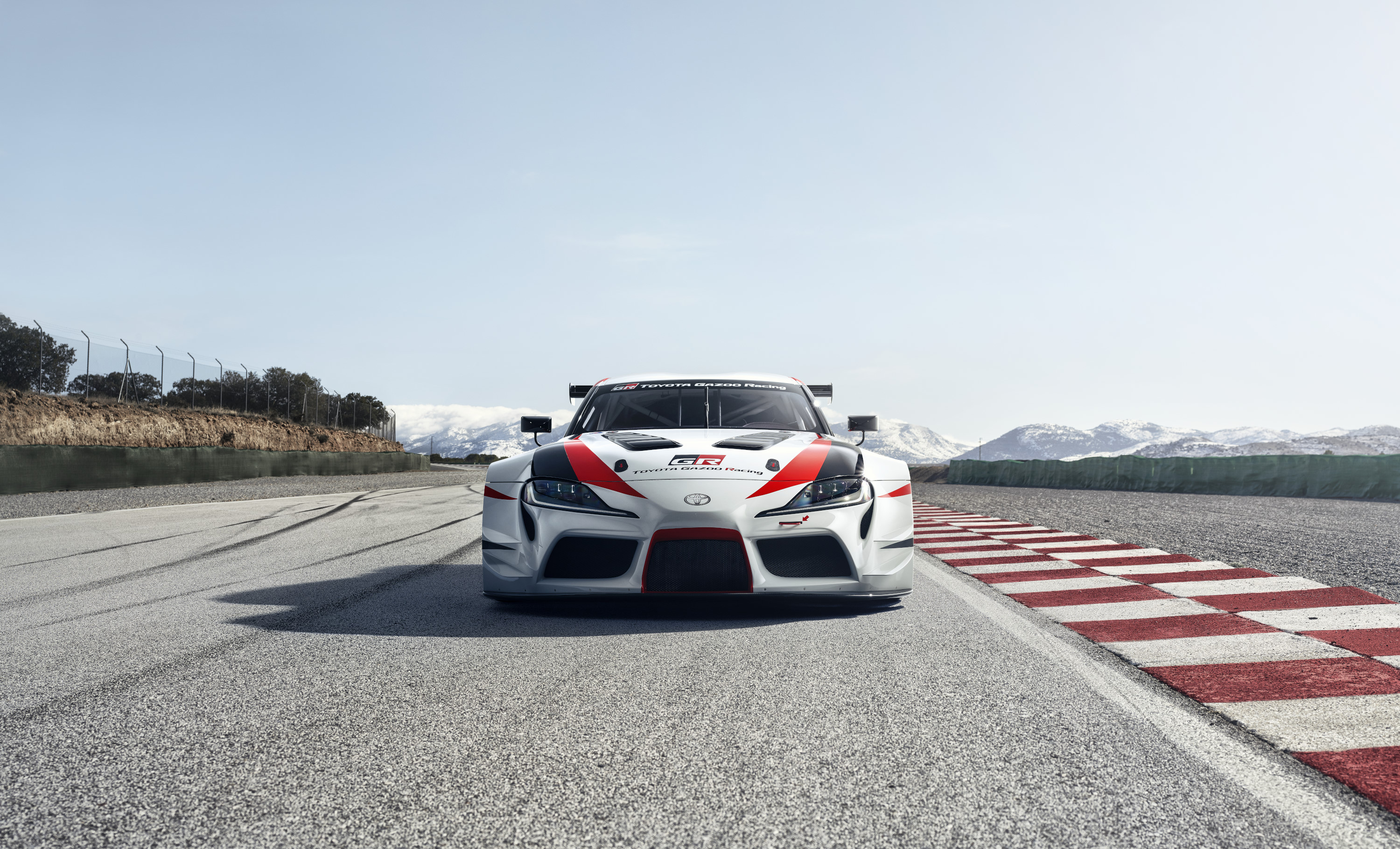 Here\'s the New Toyota Supra in a Racing Suit - The Drive