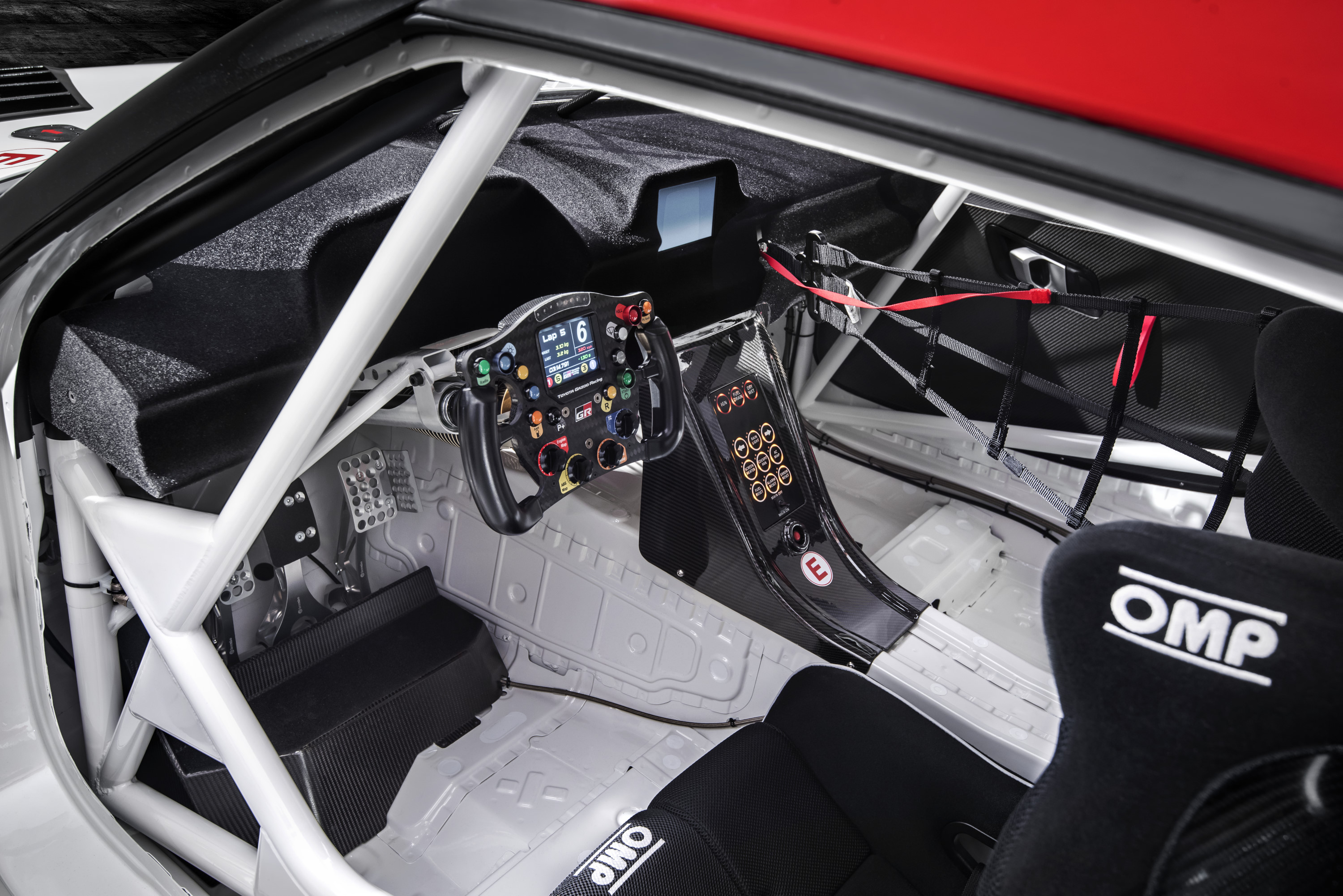 Here's the New Toyota Supra in a Racing Suit - The Drive