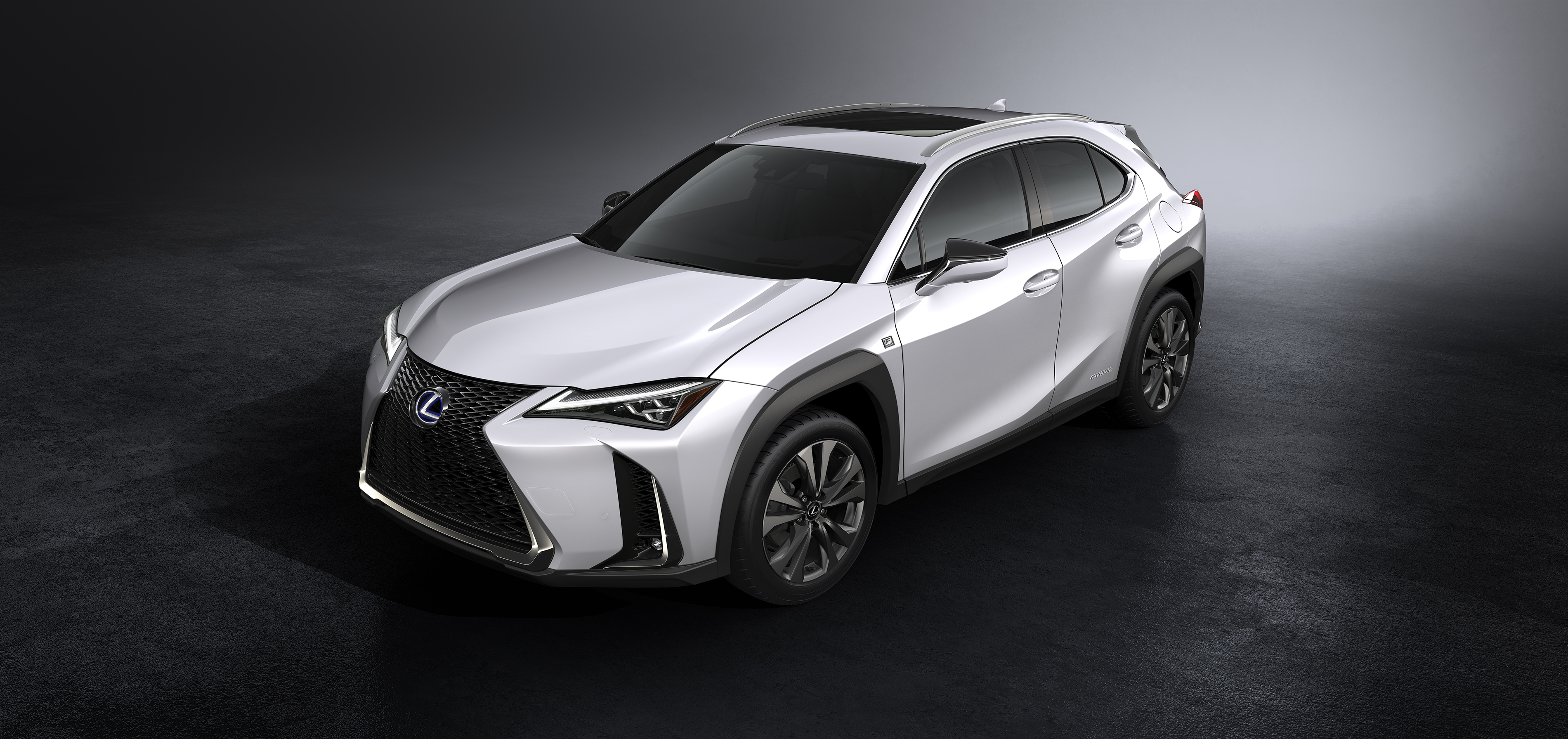 Lexus Details The Ux Subcompact Crossover In Geneva The