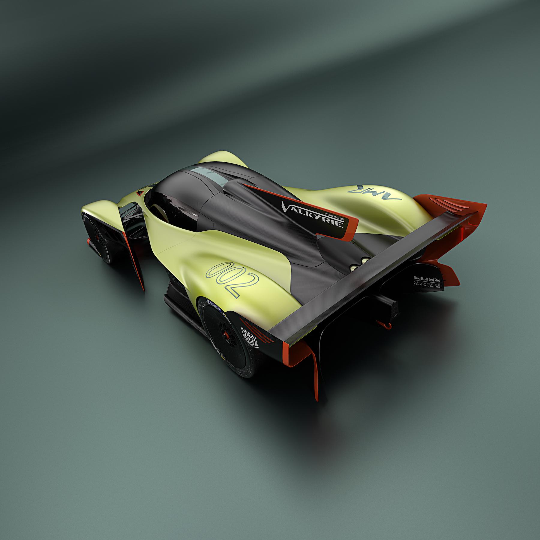 Valkyrie Car
