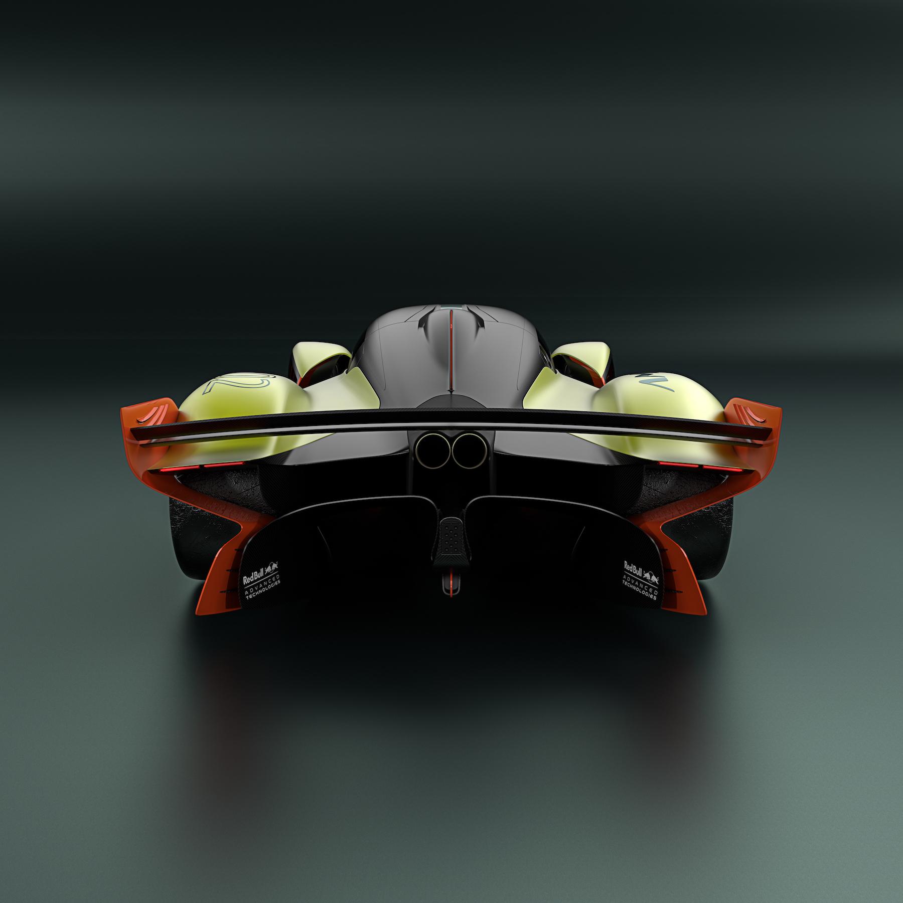 Aston Martin Valkyrie AMR Pro Debuts At Geneva