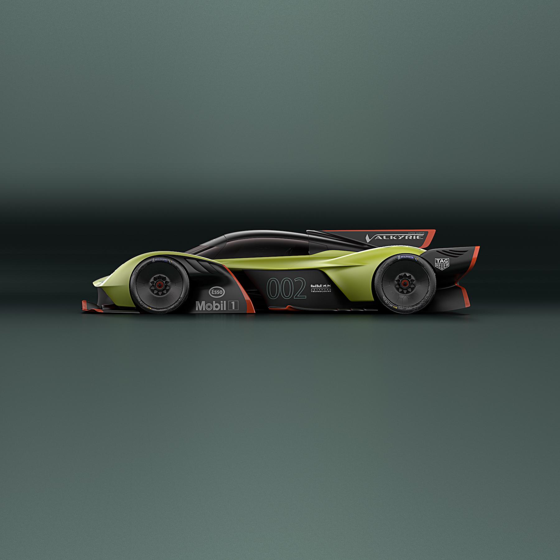 Aston Martin Valkyrie Sport: Aston Martin Valkyrie AMR Pro Debuts At Geneva