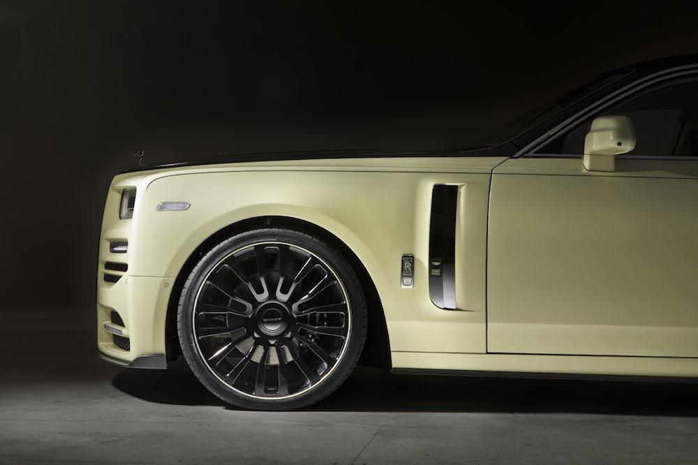 Mansory Got Its Creepy Hands On The Rolls Royce Phantom