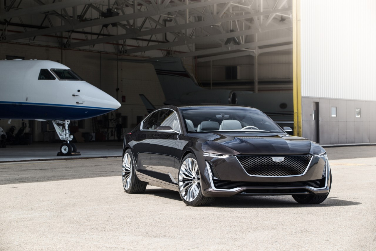 Cadillac Escala Rumored to Go Into Production in 2021 ...