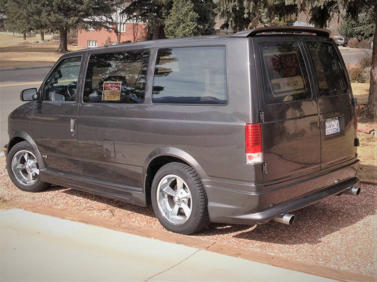 There's a V-8-Powered Chevy Astro For Sale in Colorado for