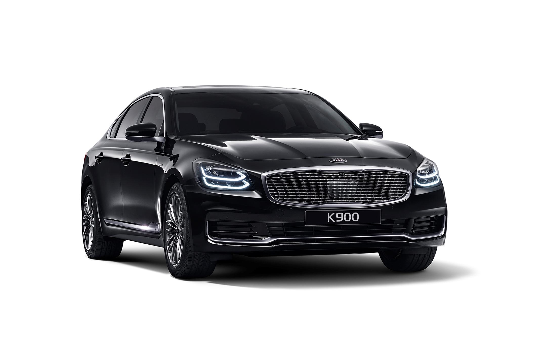 Luxury Vehicle: Next-Gen Kia K900 To Debut At New York International Auto