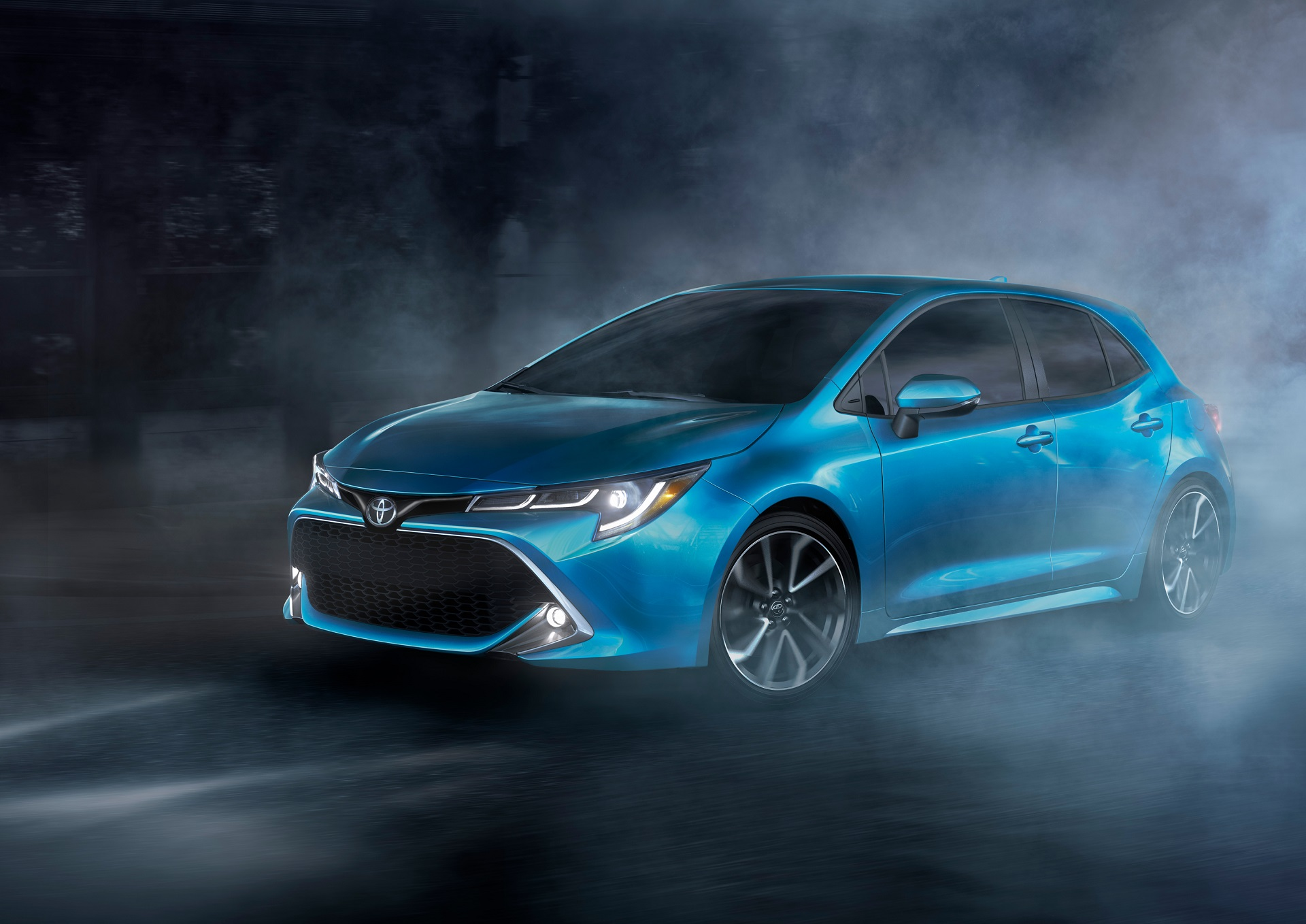 Corolla Hatchback is On the Way