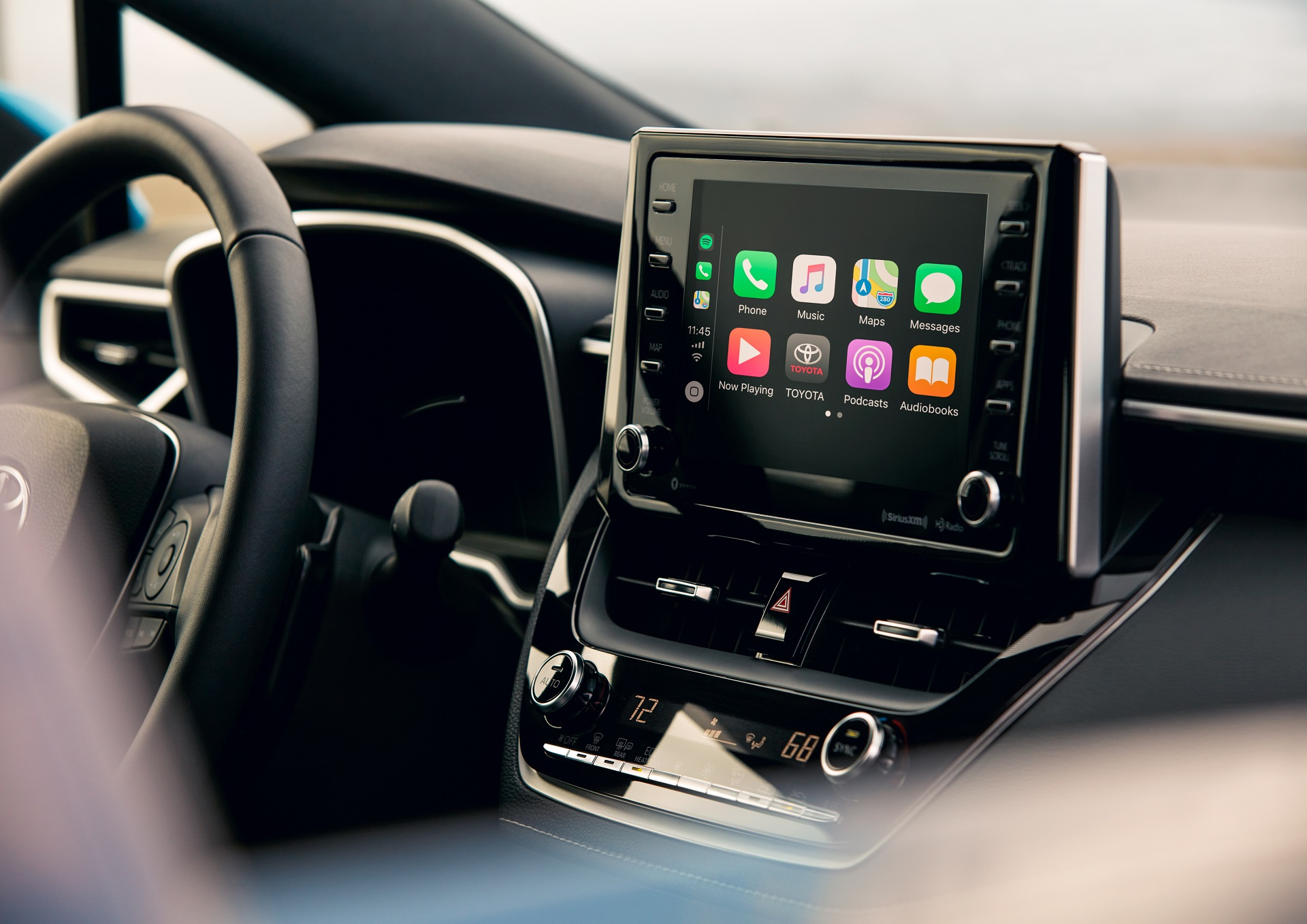 Lexus Apple Carplay >> This Is the 2019 Toyota Corolla Hatchback - The Drive
