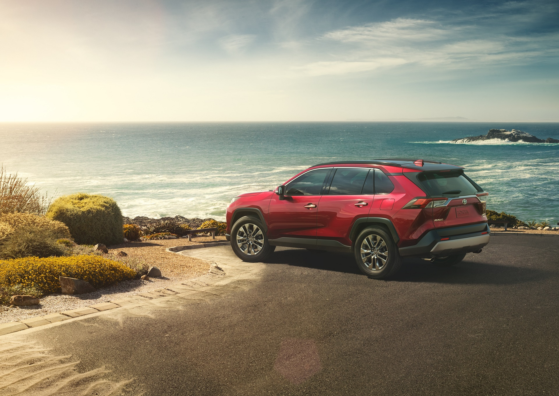 2019 Toyota Rav4 Unveiled At The New York Auto Show The Drive
