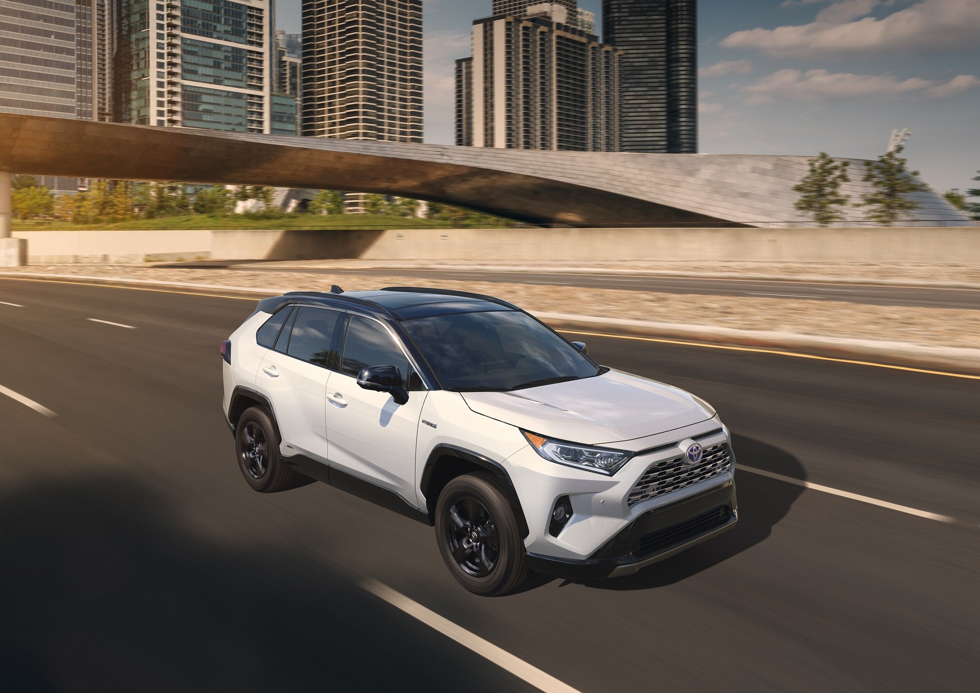 2019 Toyota RAV4 Unveiled at the New York Auto Show - The ...