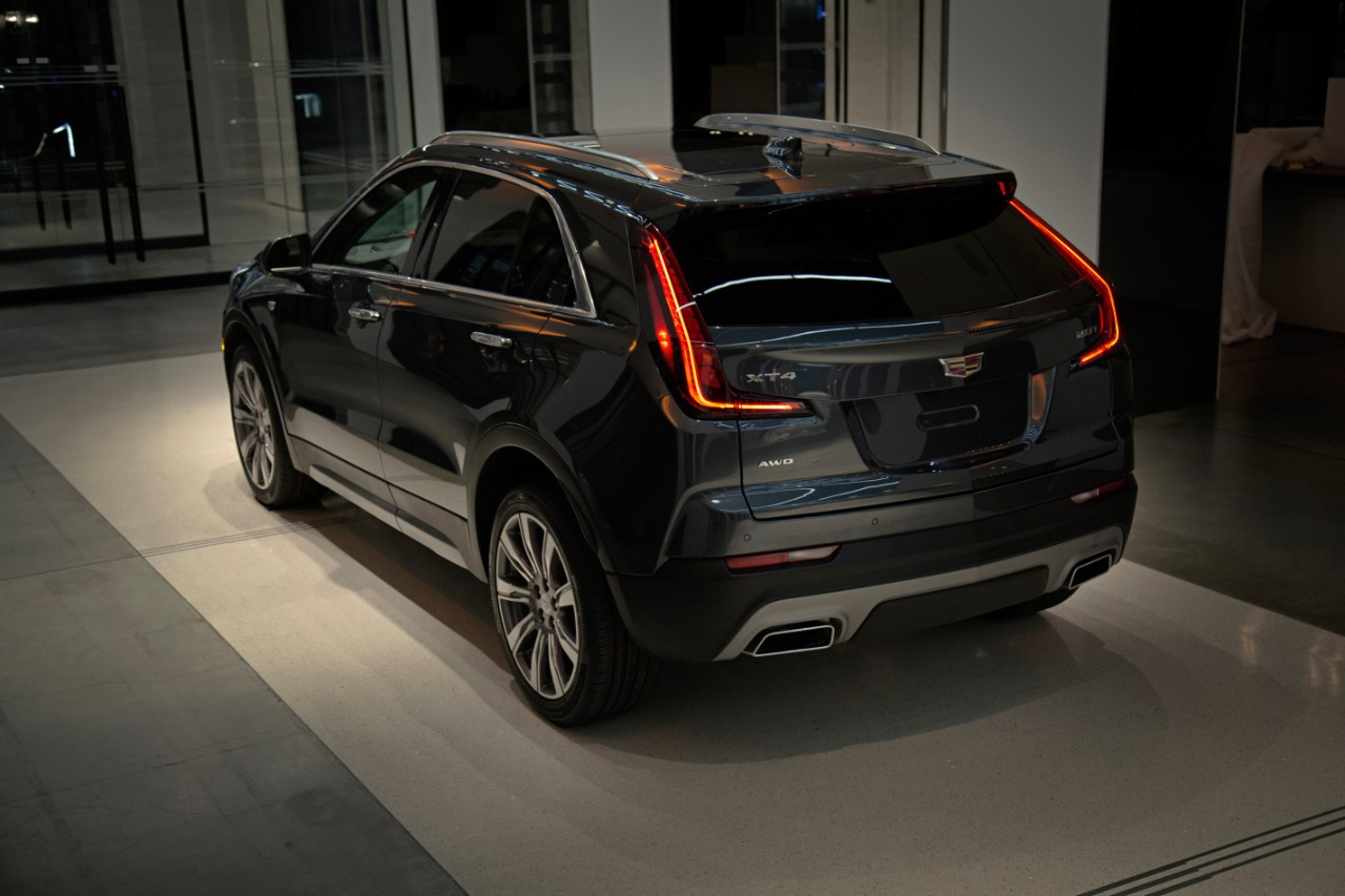 2019 Cadillac XT4 Unveiled at Cadillac House - The Drive
