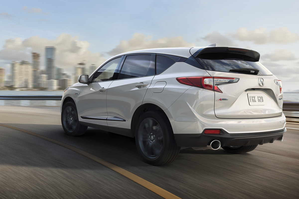 2019 Acura Rdx Revealed In Sportier A Spec Trim The Drive