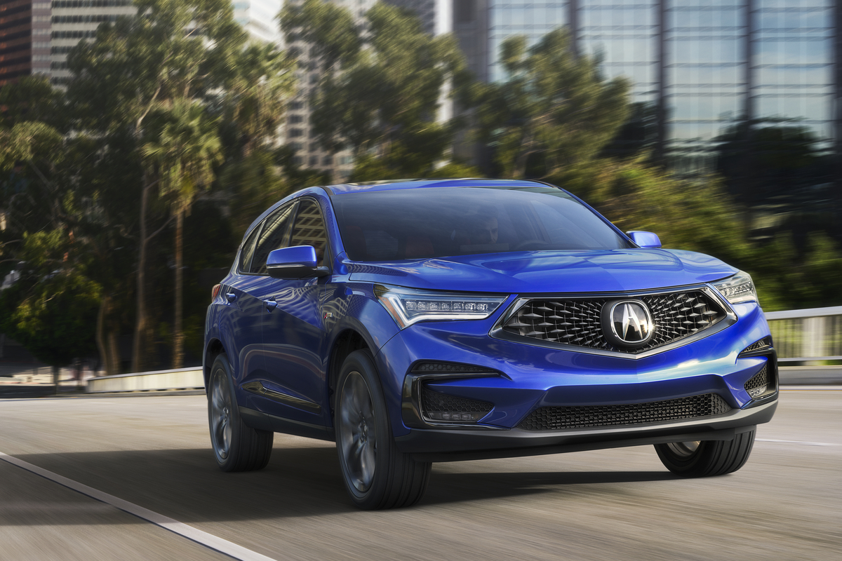 2019 Acura RDX Revealed in Sportier A-Spec Trim - The Drive