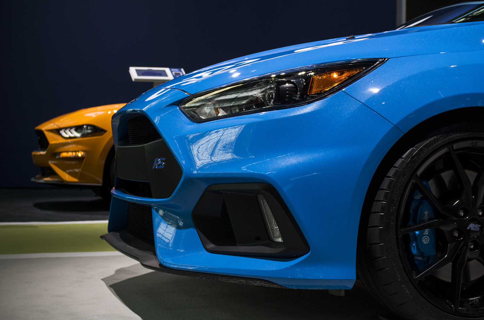 Paint With All the Colors of NYIAS: The Most Colorful Cars ...