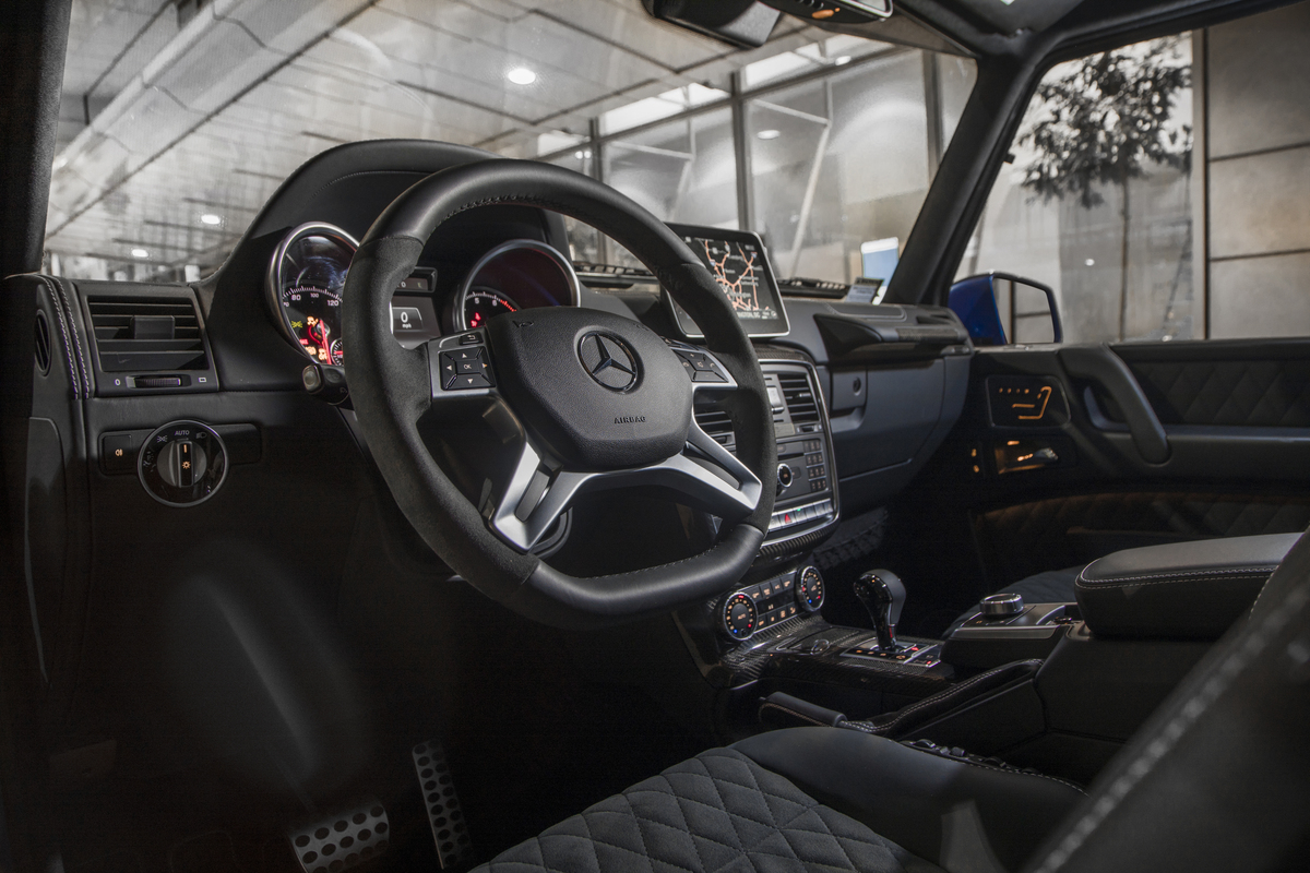2018 Mercedes-Benz G550 4x4 Squared Review: $230,000, And