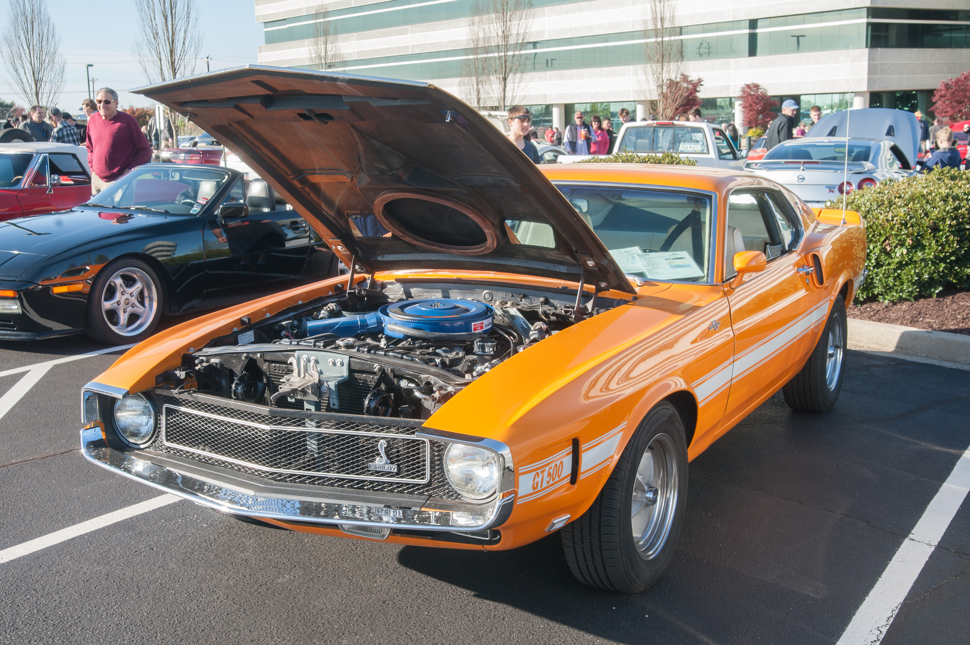 Highlights from a Local Cars & Coffee - The Drive