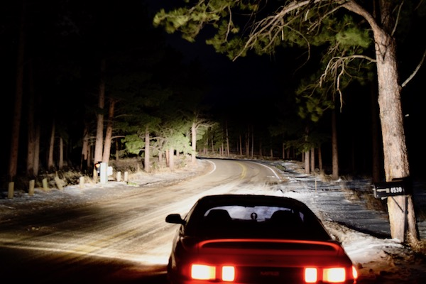 Upgrading Your Sealed Beam Headlights: Halogen Versus LED - The Drive