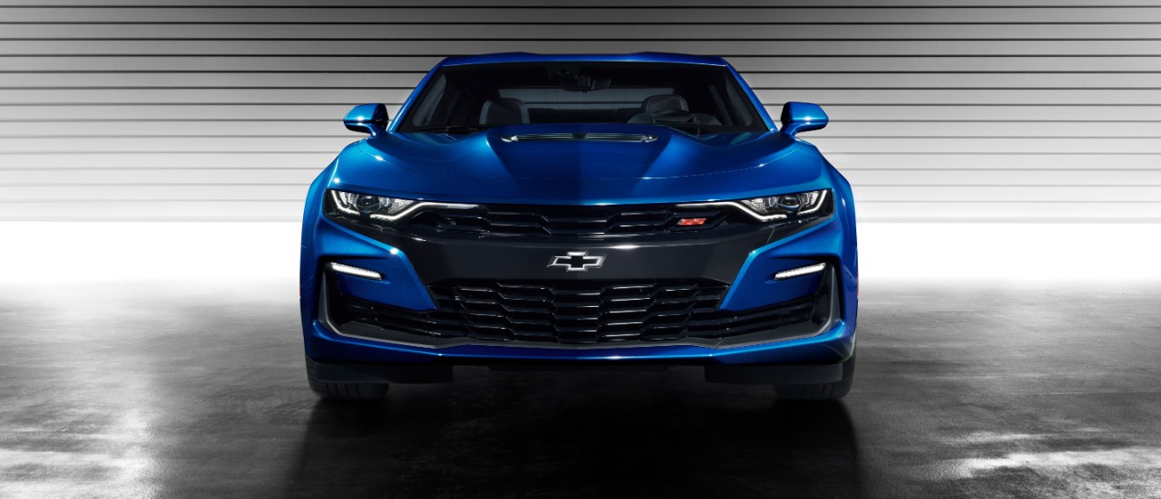 2019 Chevrolet Camaro Revealed Packing A Few New Goodies And A