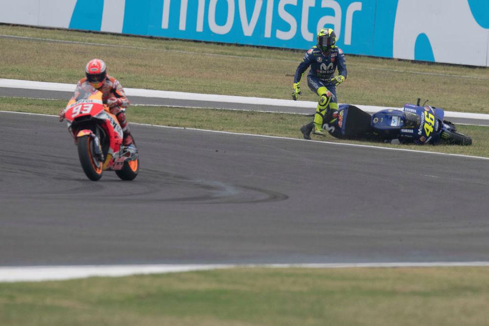 Malaysian Hafizh Syahrin ninth in Argentina MotoGP