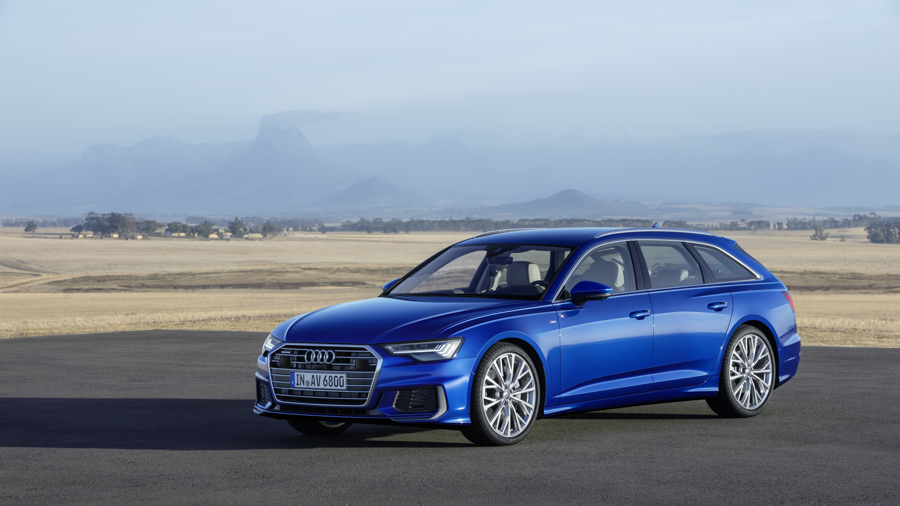 This Is The 2019 Audi A6 Avant America Can T Have The Drive
