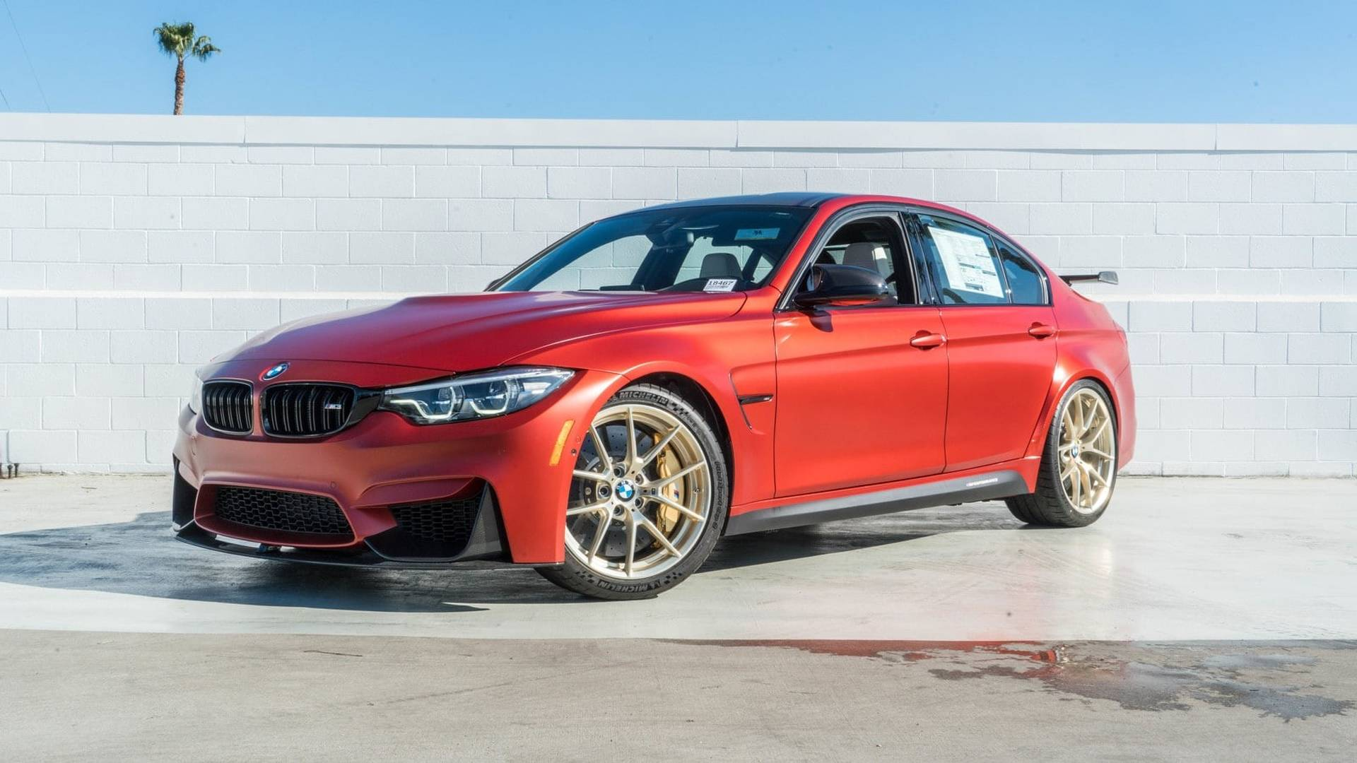 the one-off bmw m3 30 years heritage edition is for sale - the drive