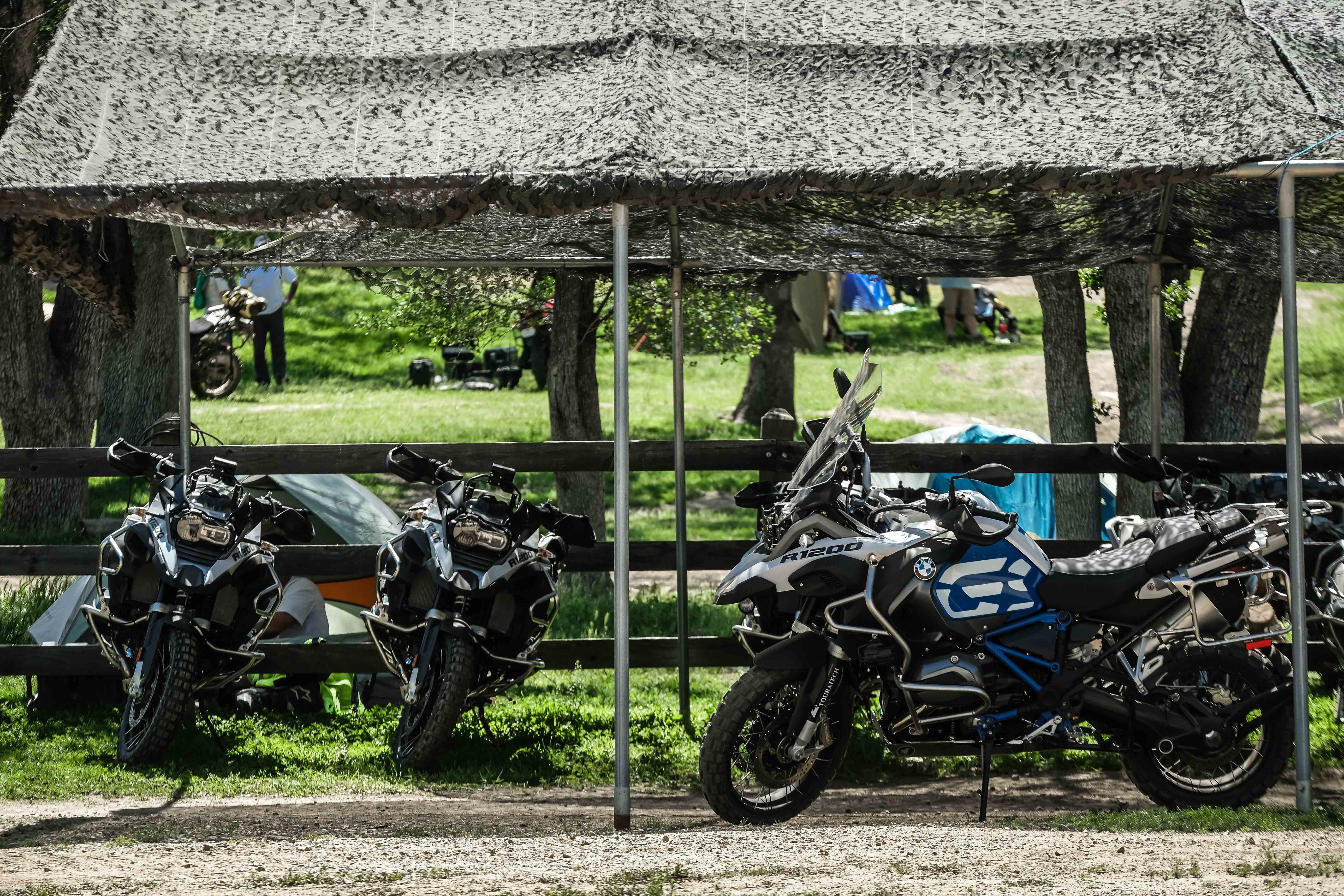 Rawhyde Adventure Days offer attendees the opportunity to ride all the new model year adventure bikes from BMW