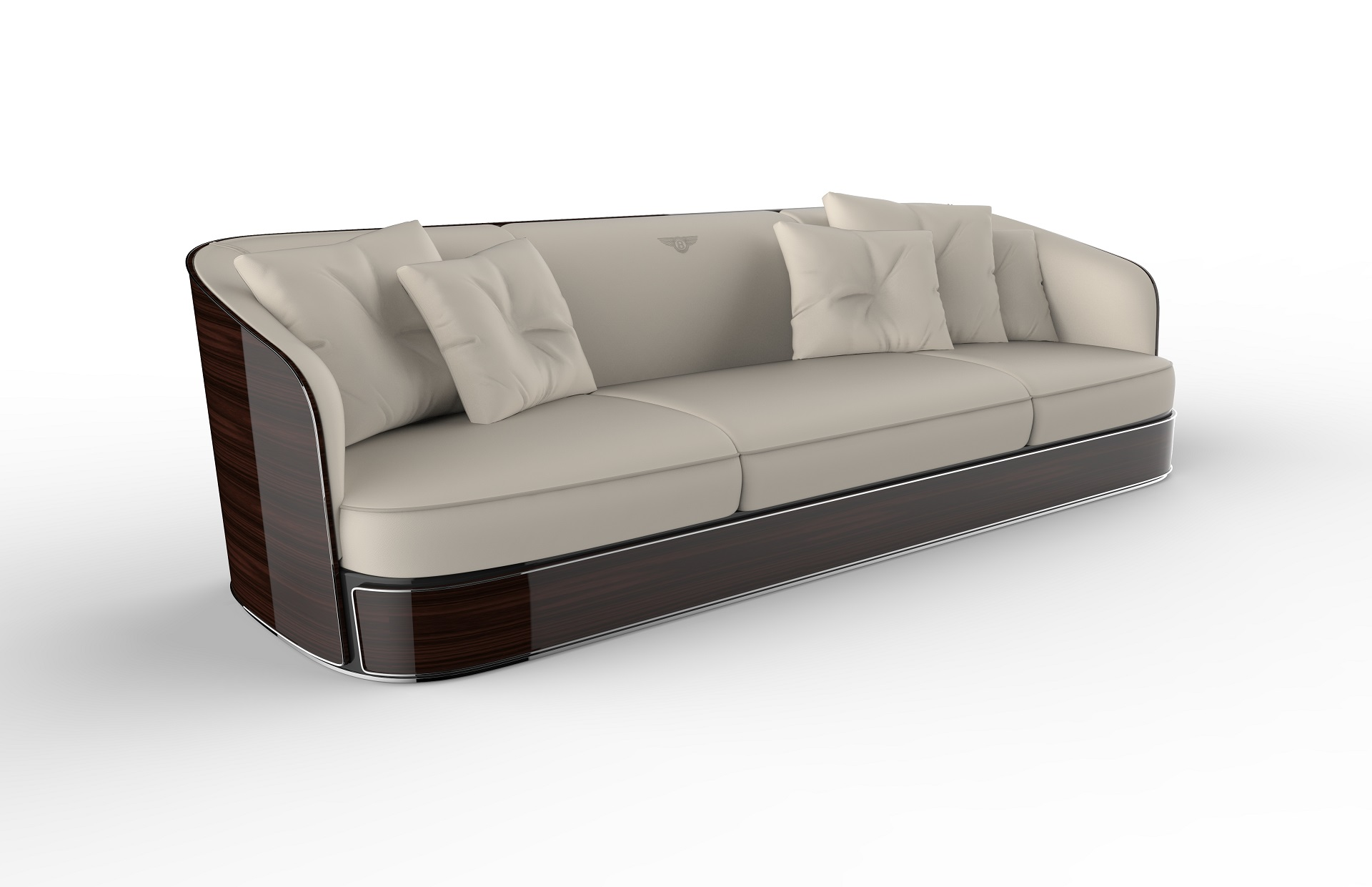 Bentley's $29,220 Bampton sofa