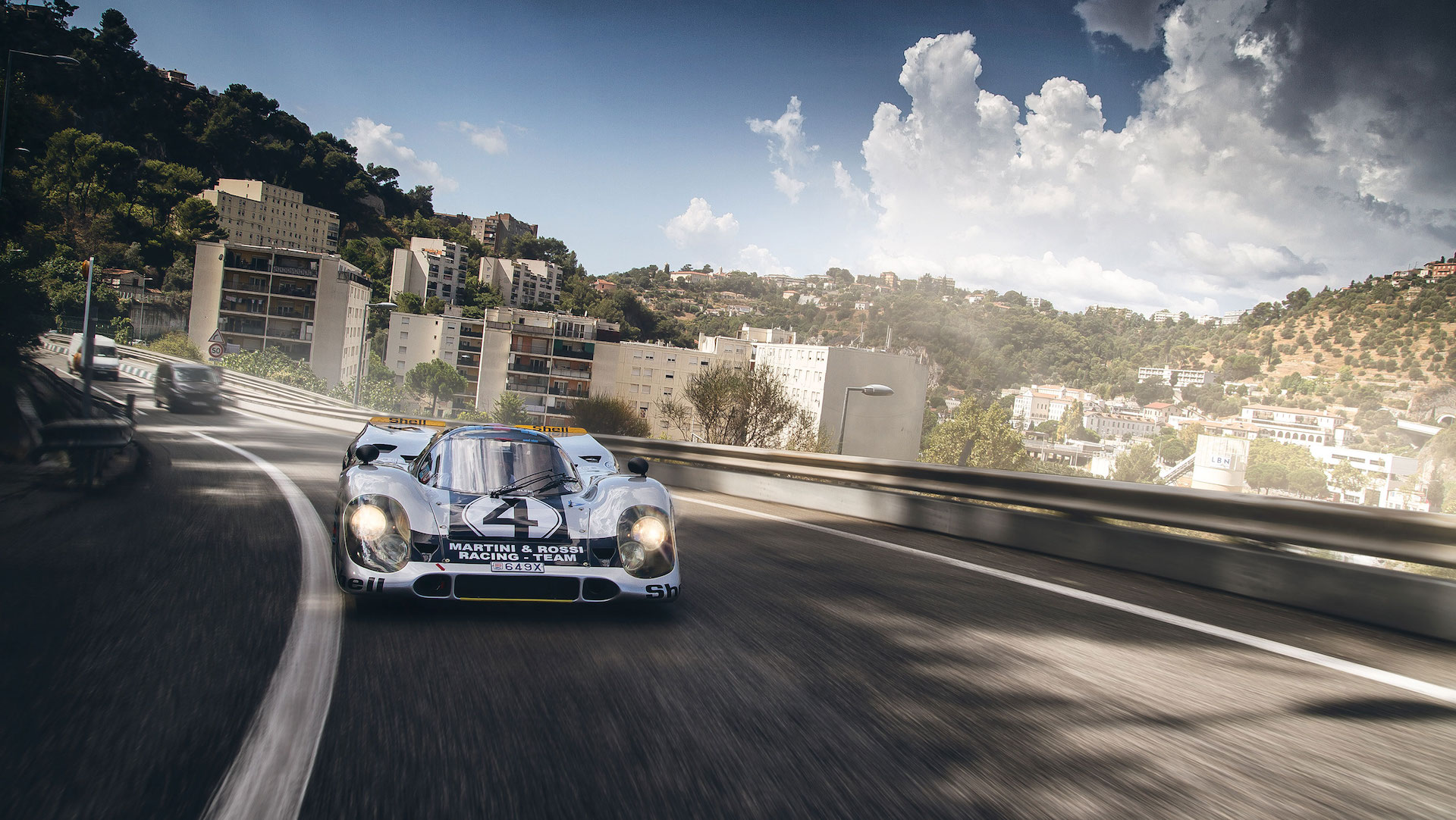 This Street Legal Porsche 917k Prowls Monaco S Roads The