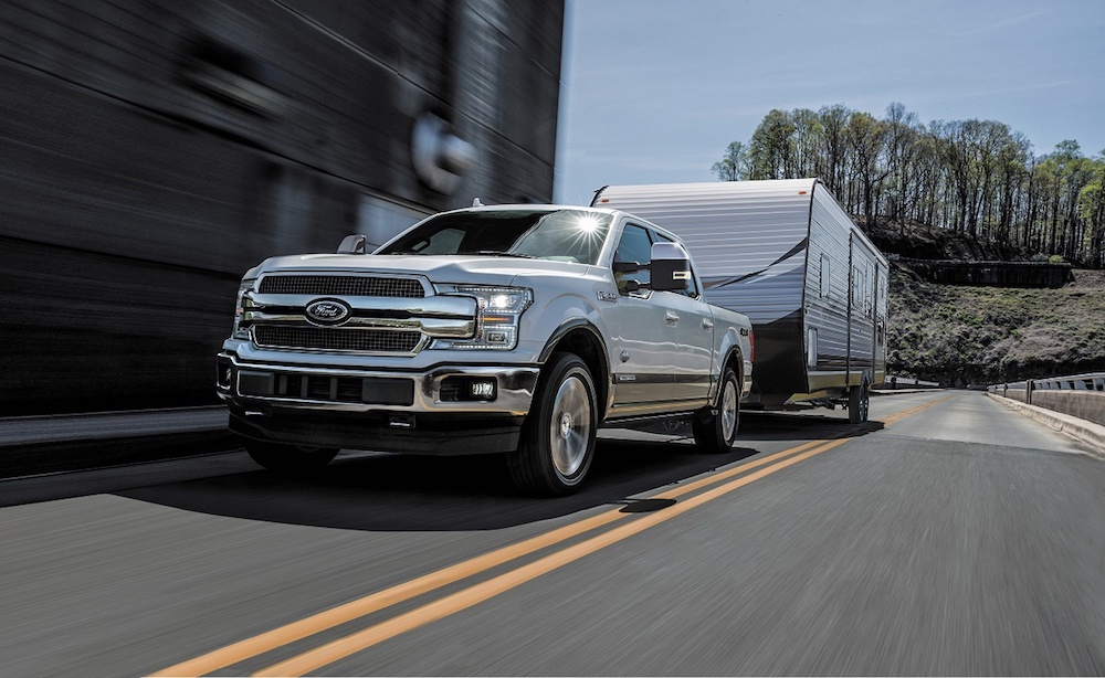 Ford Reveals MPG Figures for F-150's New Power Stroke Diesel Engine